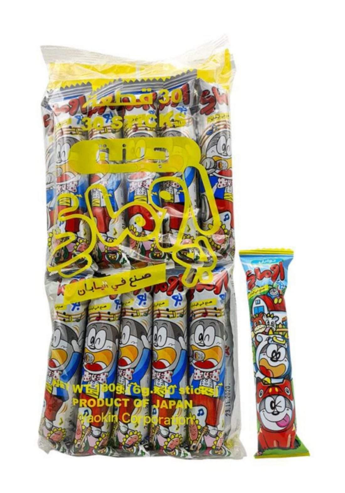 Japanese Omay Bo Snack جبس اوماي بو الياباني