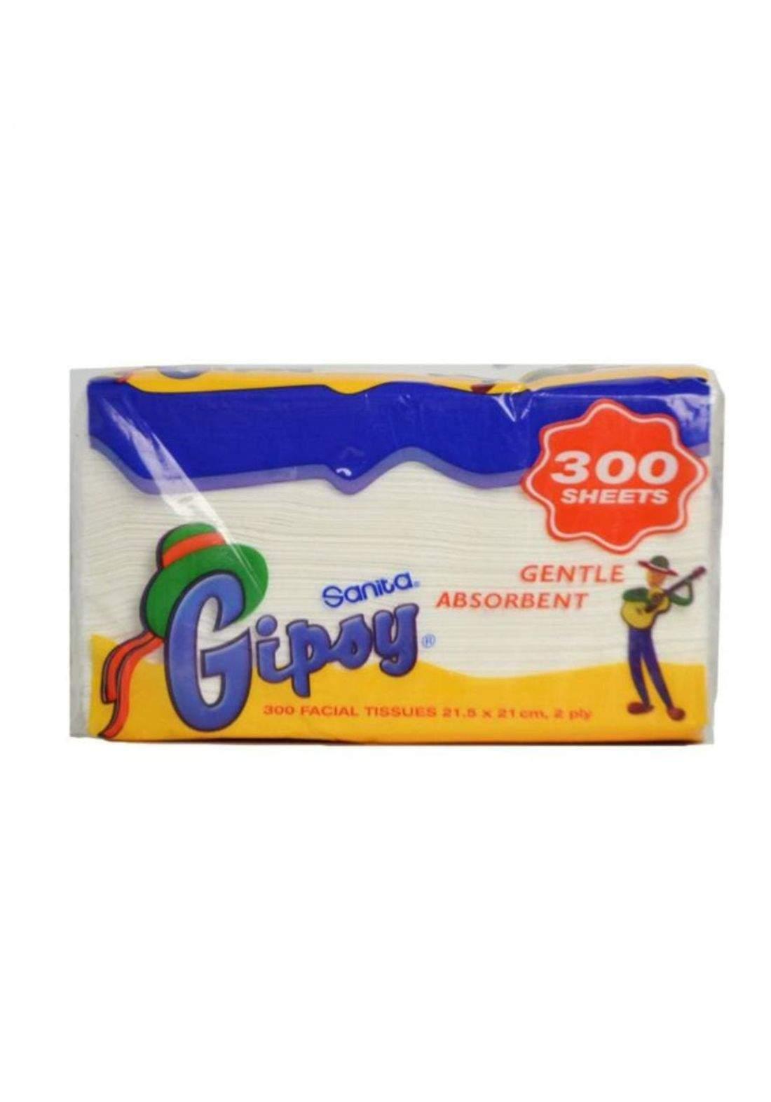 Gipoy Tissues X300 مناديل