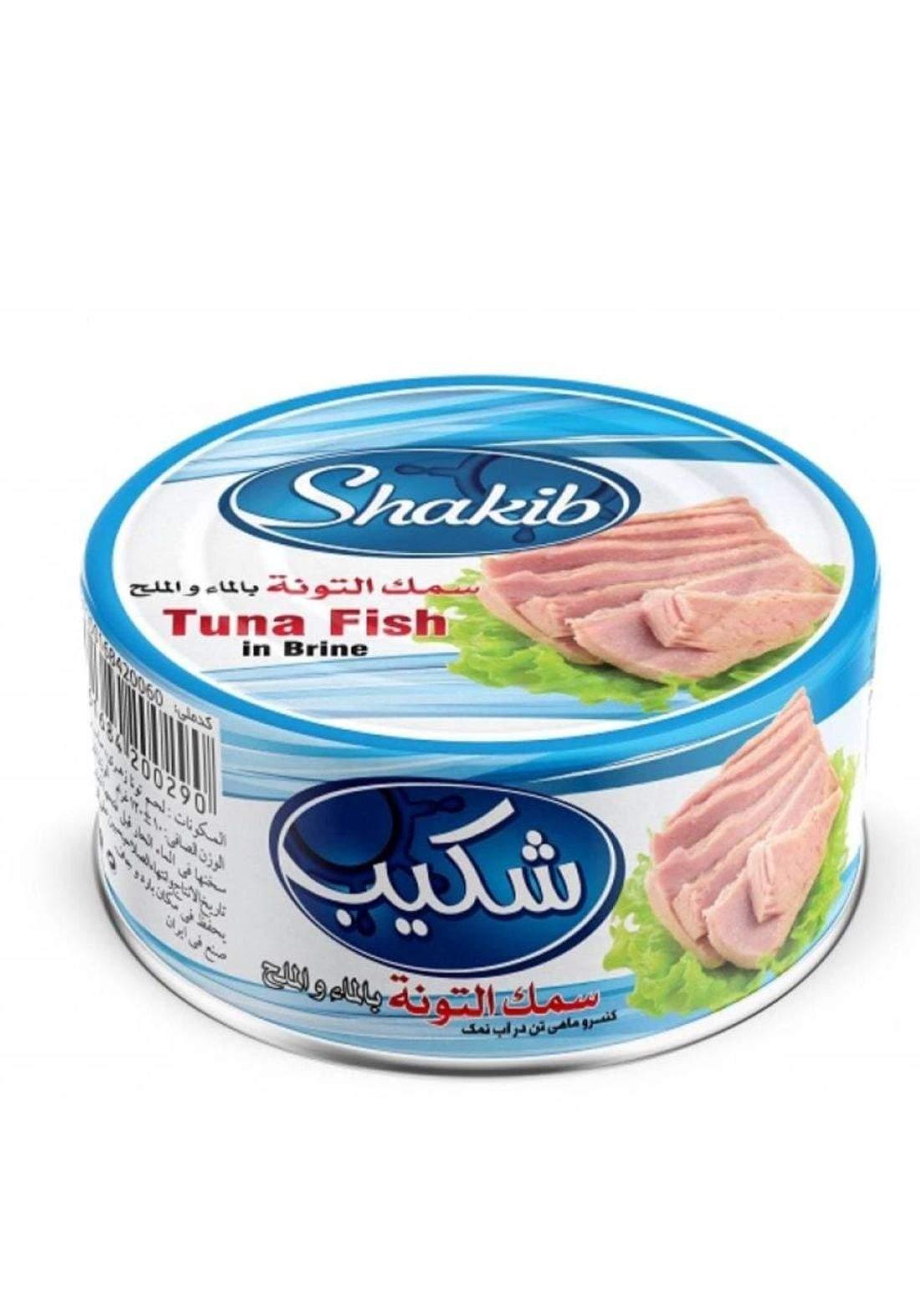 Shakib tuna fish 120g شكيب سمك تونه