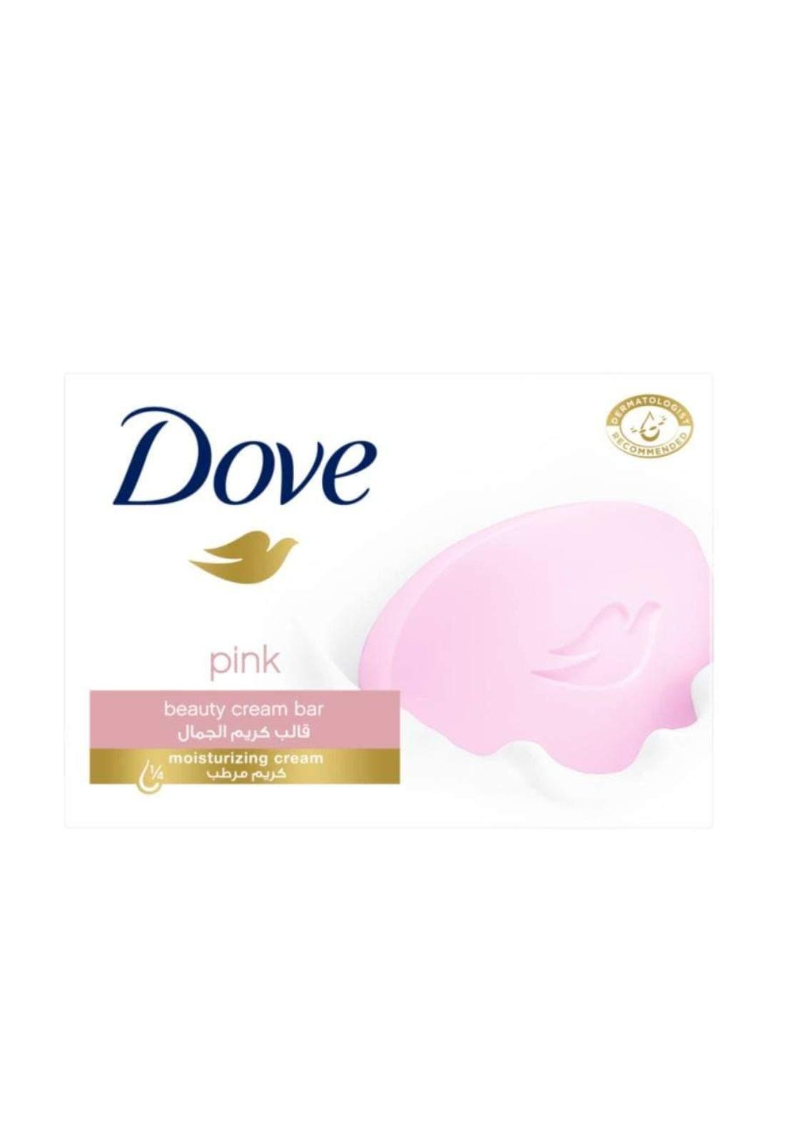 Dove beauty cream bar 100g صابونة دوف