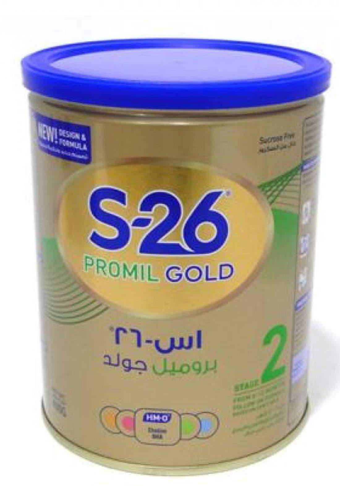 S-26 pro gold powder milk 400g اس-26 برو جولد حليب أطفال