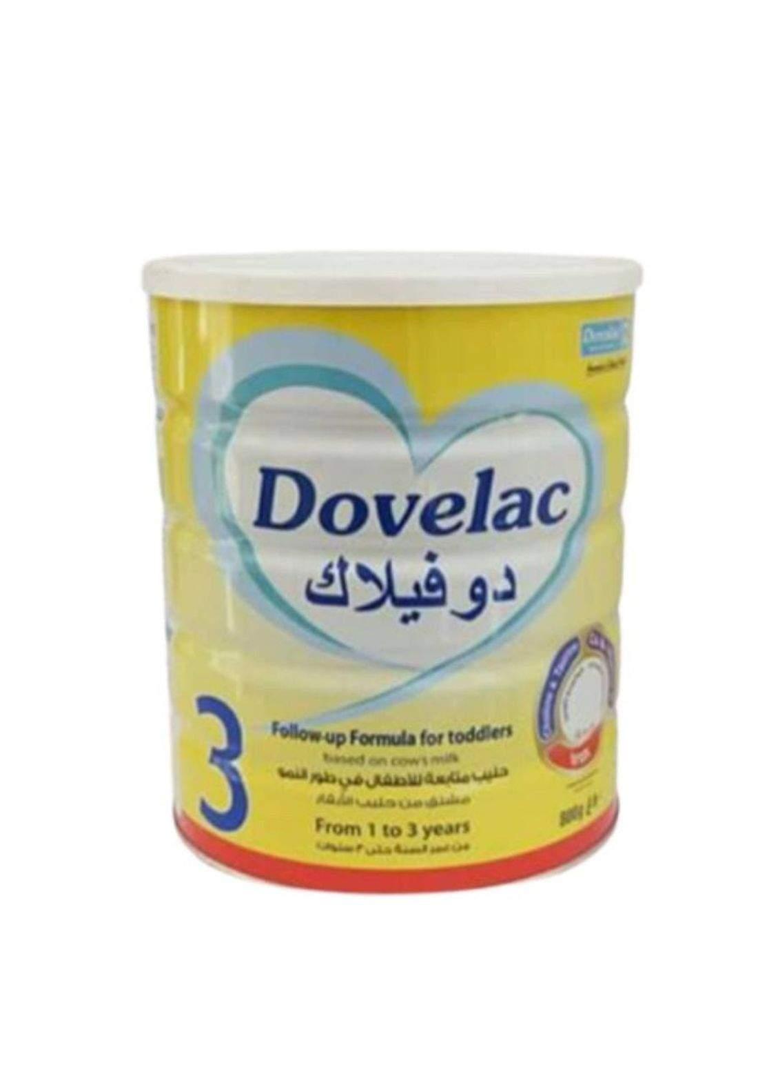 Dovelac powder milk 400g دوفيلاك حليب اطفال