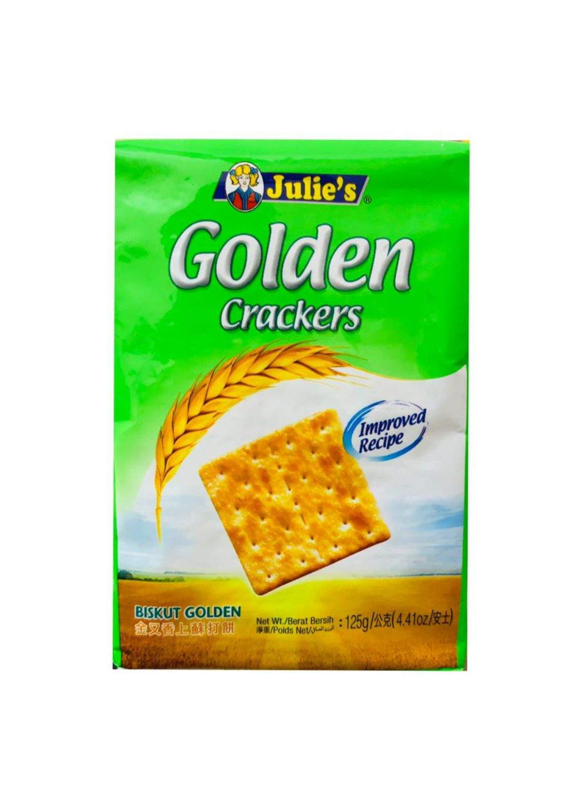 Julie's Golden Cracker كراكرز