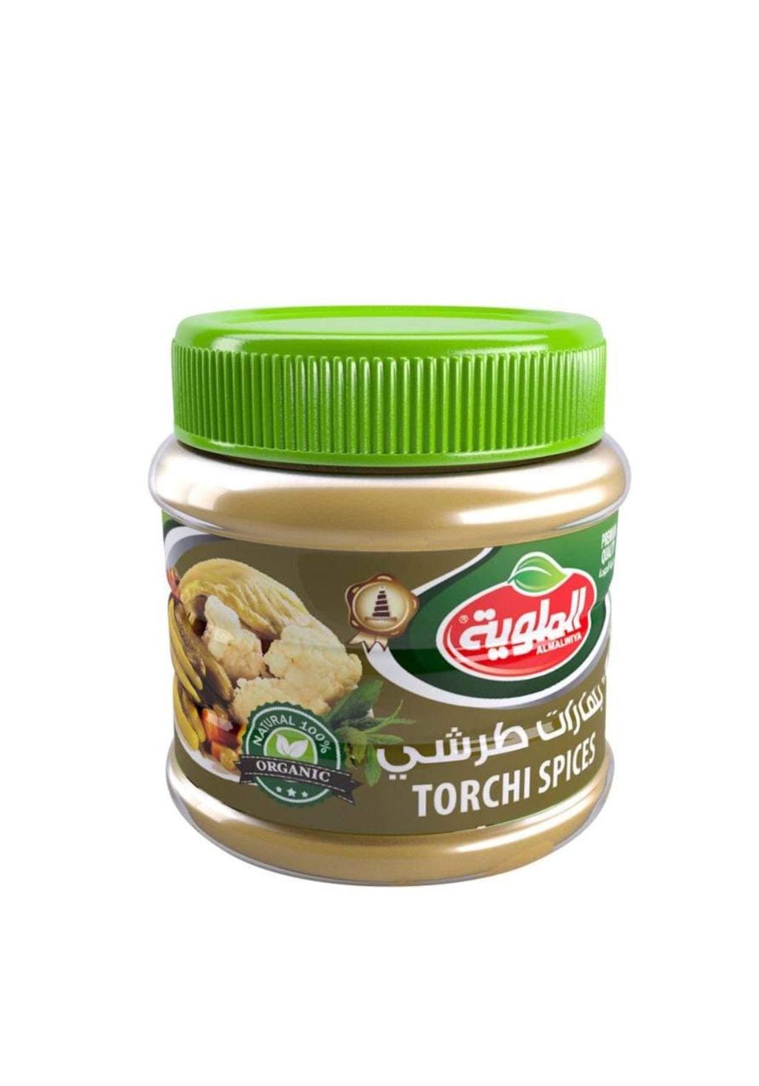 Torchi spices الملوية بهارات طرشي