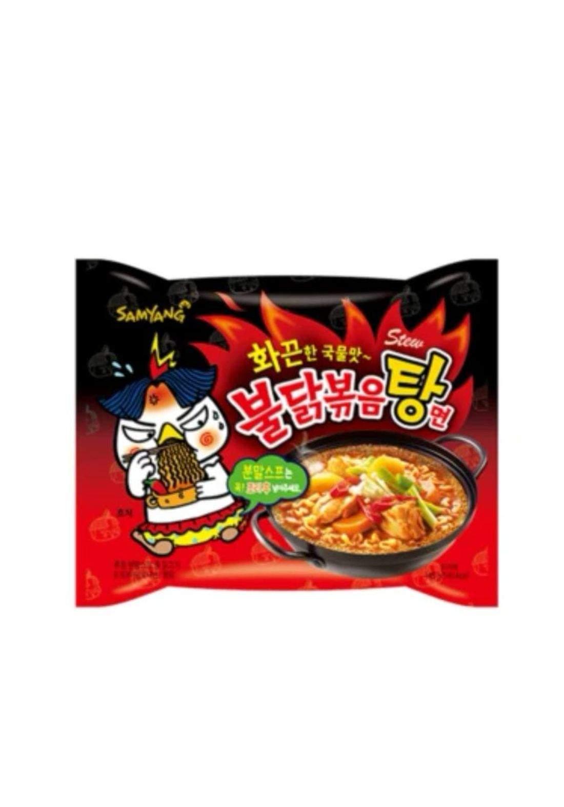 Korean noodles 145g  X5نودلز كوري