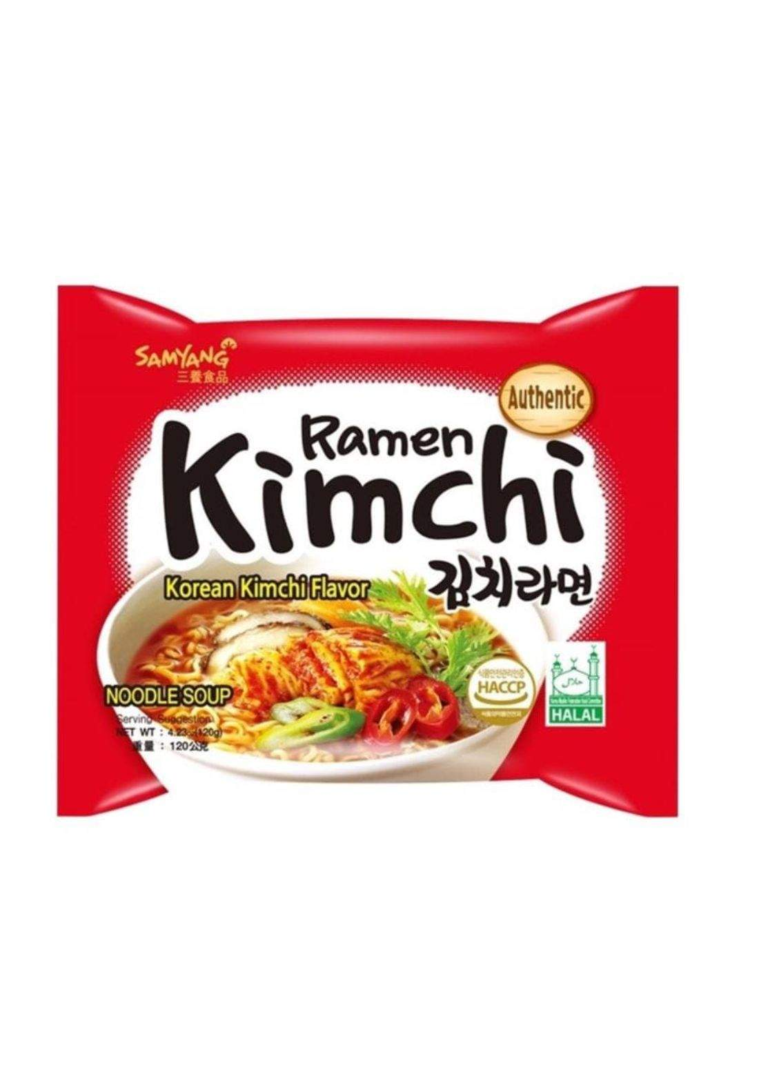 Korean noodles 120g X5 نودلز كوري