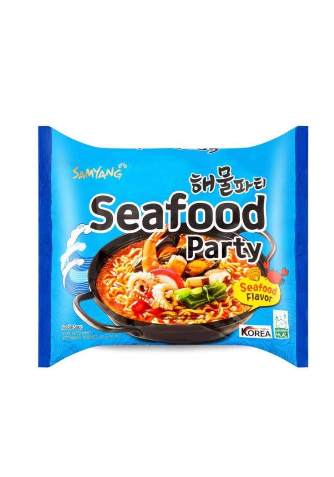 Korean noodles 125g  X5 نودلز كوري