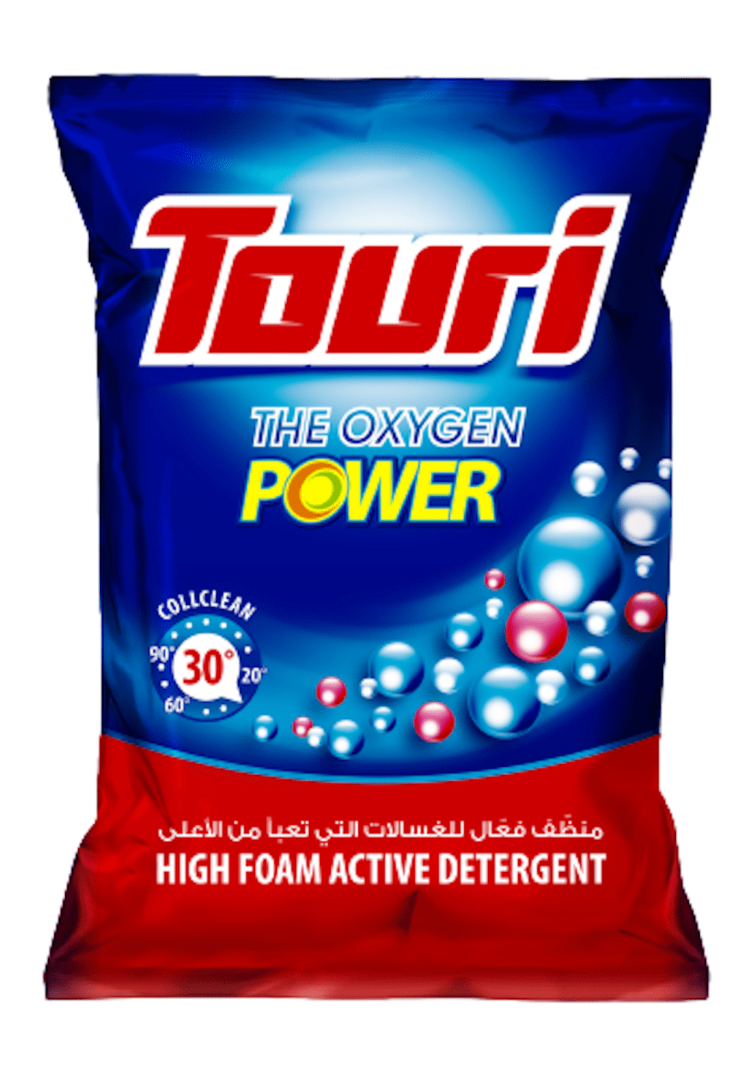 Touri washing powder 3 kg مسحوق غسيل طوري 3 كغم