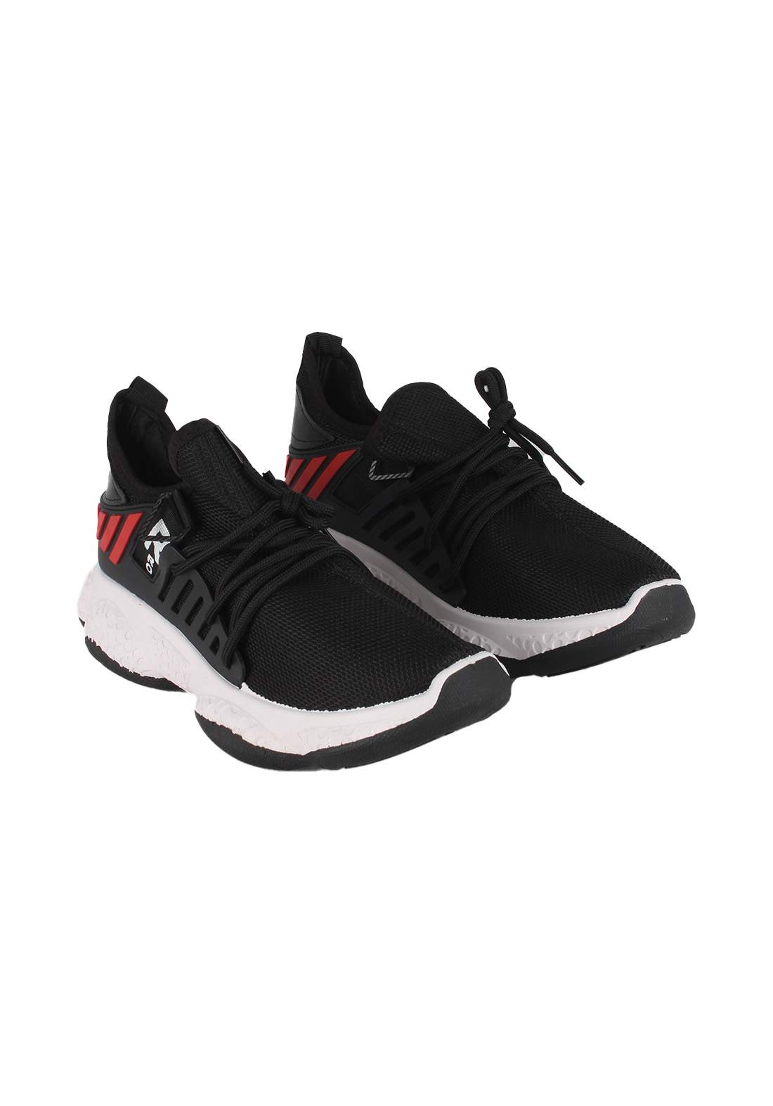 حذاء رجالي اسود اللون R