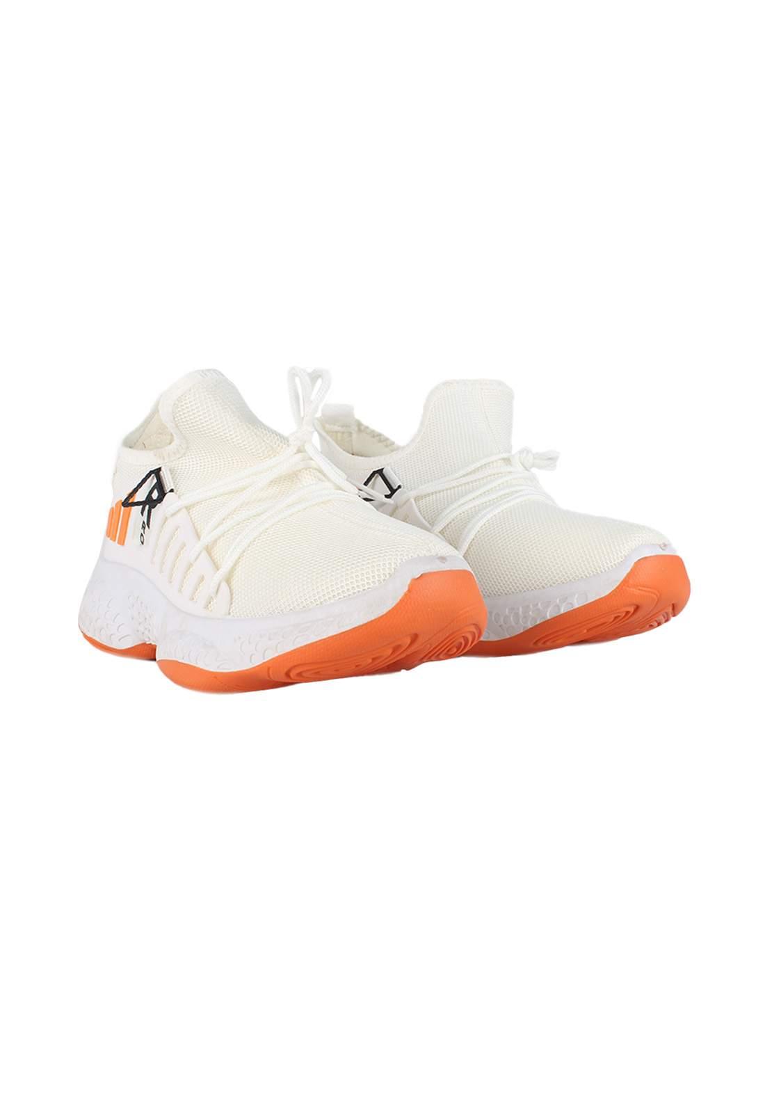 حذاء رجالي ابيض اللون R