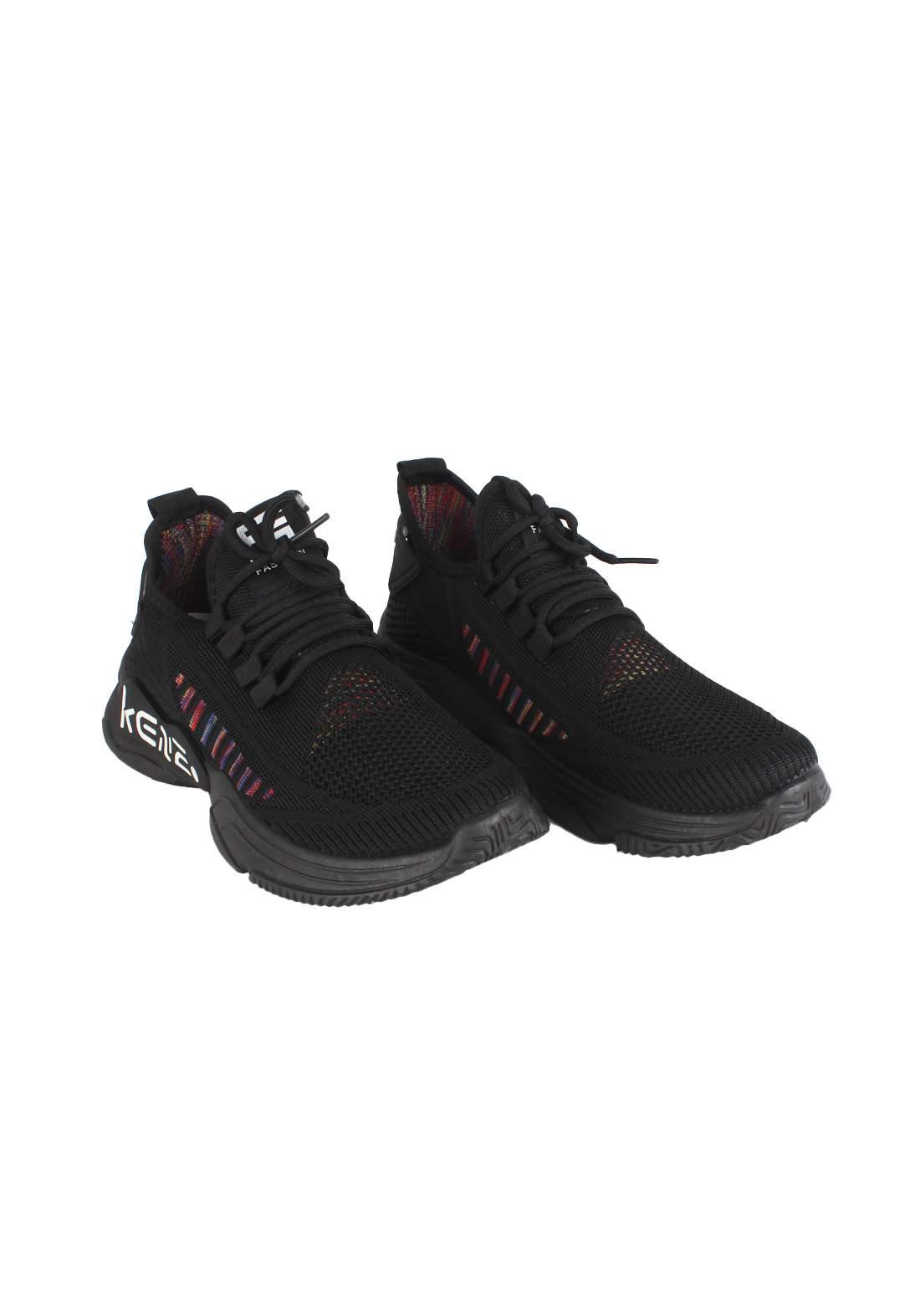 حذاء رجالي اسود اللون  ZM-70