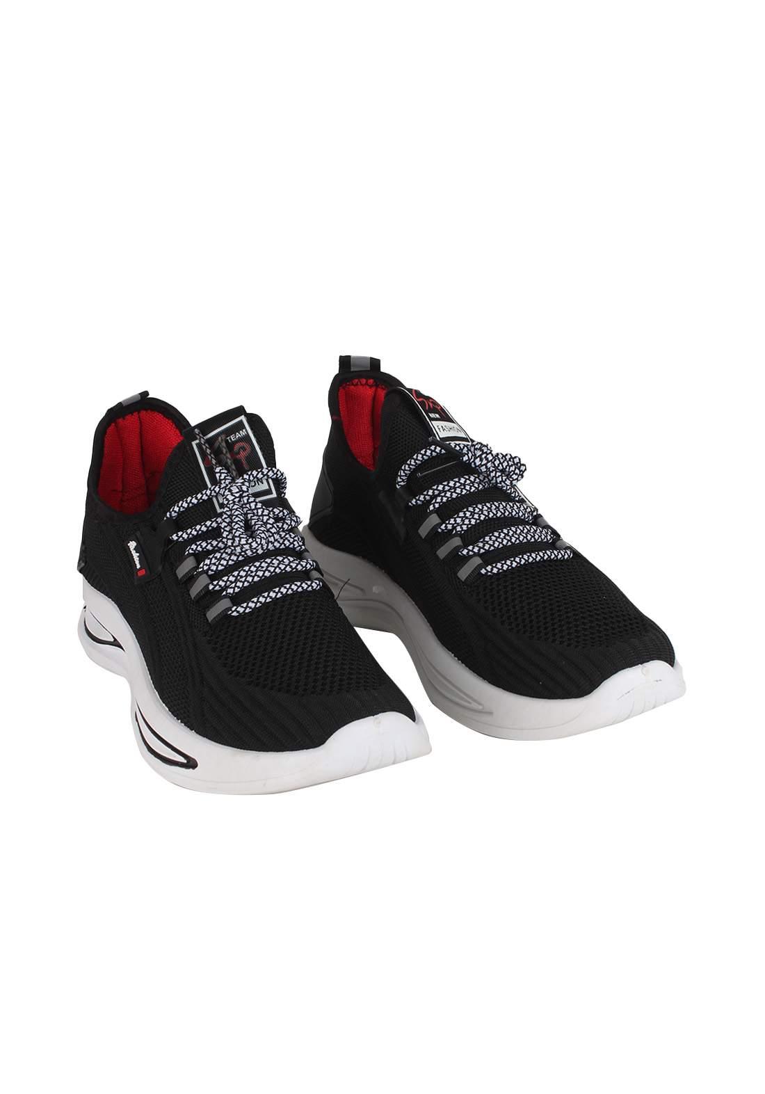 حذاء رجالي اسود اللون K10