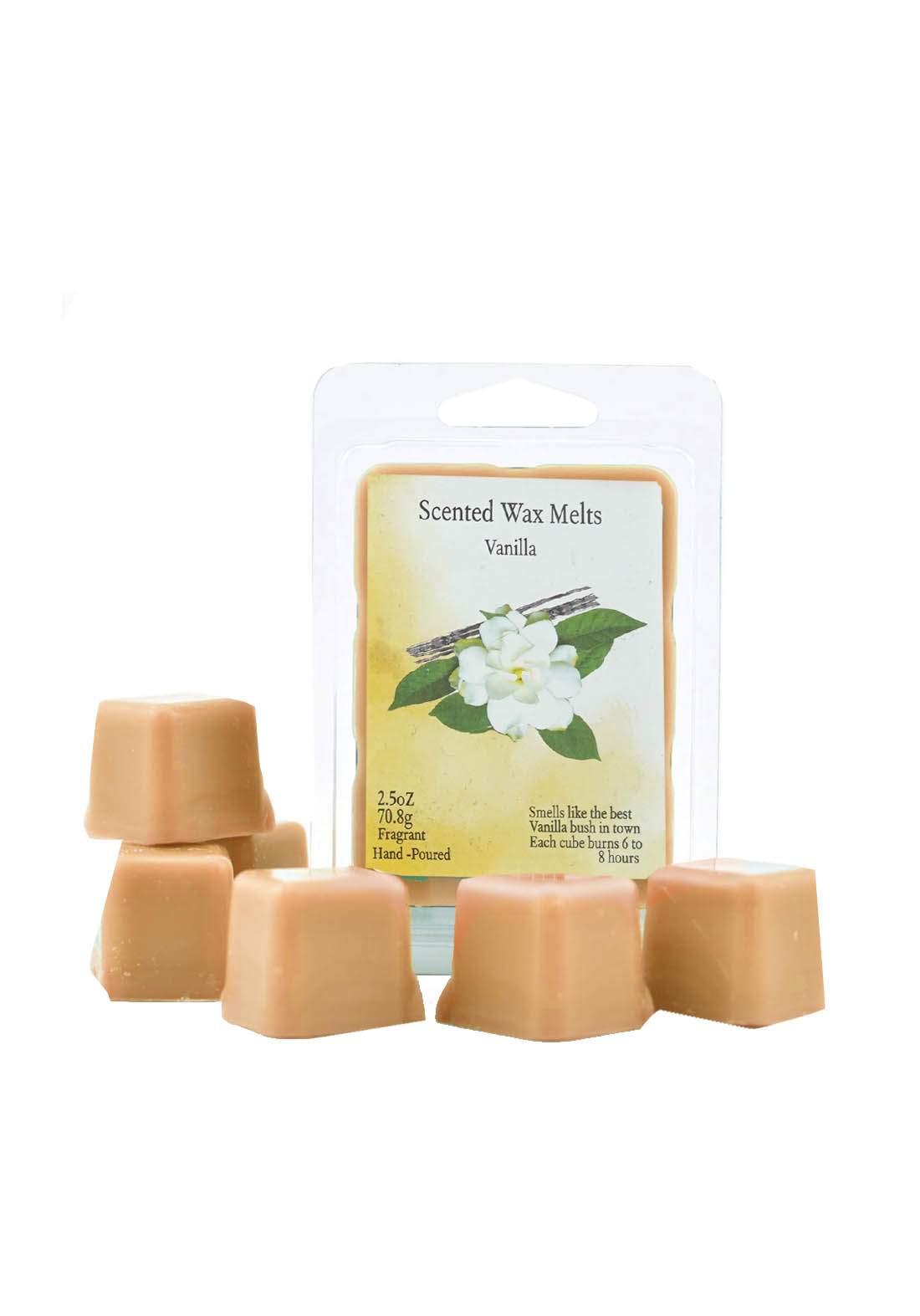 Scented Wax Melts Vanilla شمعة عطرية