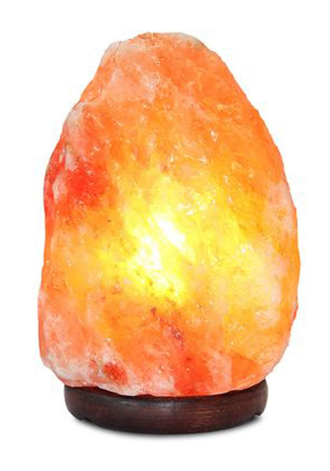 Himalayan Salt Lamp تيبل لامب ملح الهمالايا