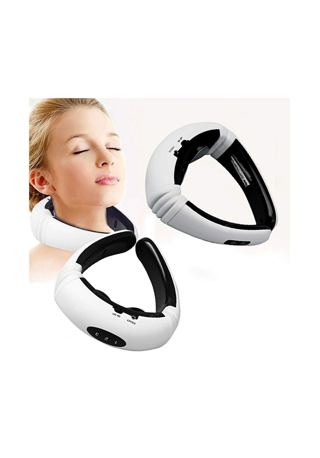 Electric Neck-Massager Magnetic Pulse KL-5830 جهاز مساج الرقبة