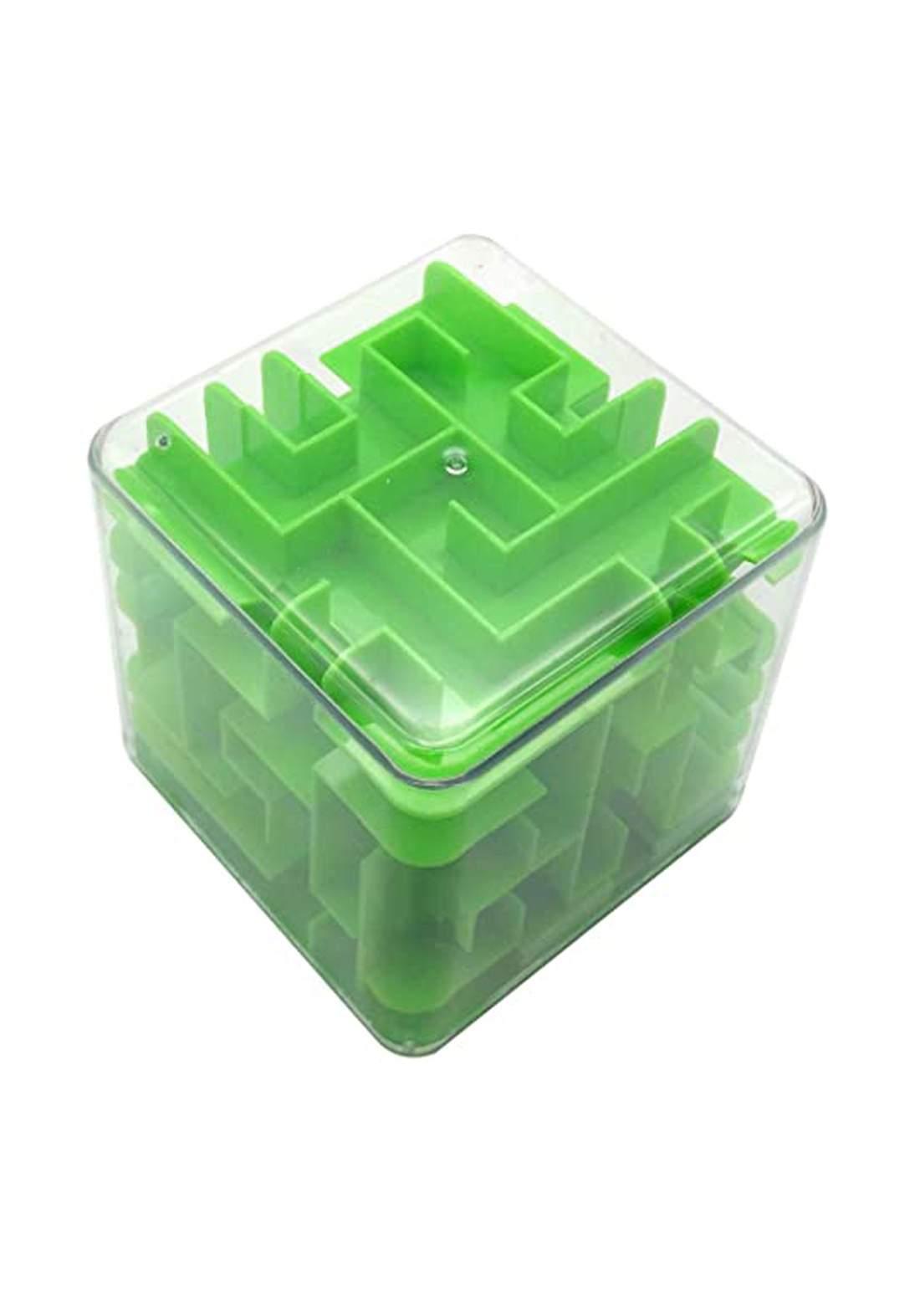 3D Maze Magic Speed Cube Puzzle Game لعبة مكعب المتاهة