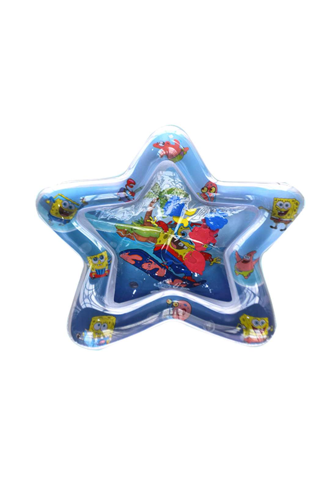 Inflatable Star Water Mat for Kids  حوض مائي للأطفال