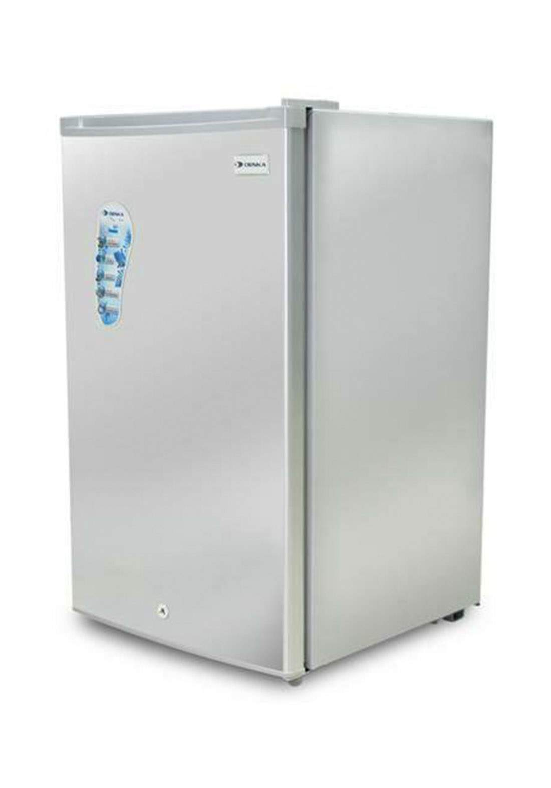 Denka GCF-130VTCT  Upright Freezer 130L Direct Cool مجمدة عمودية
