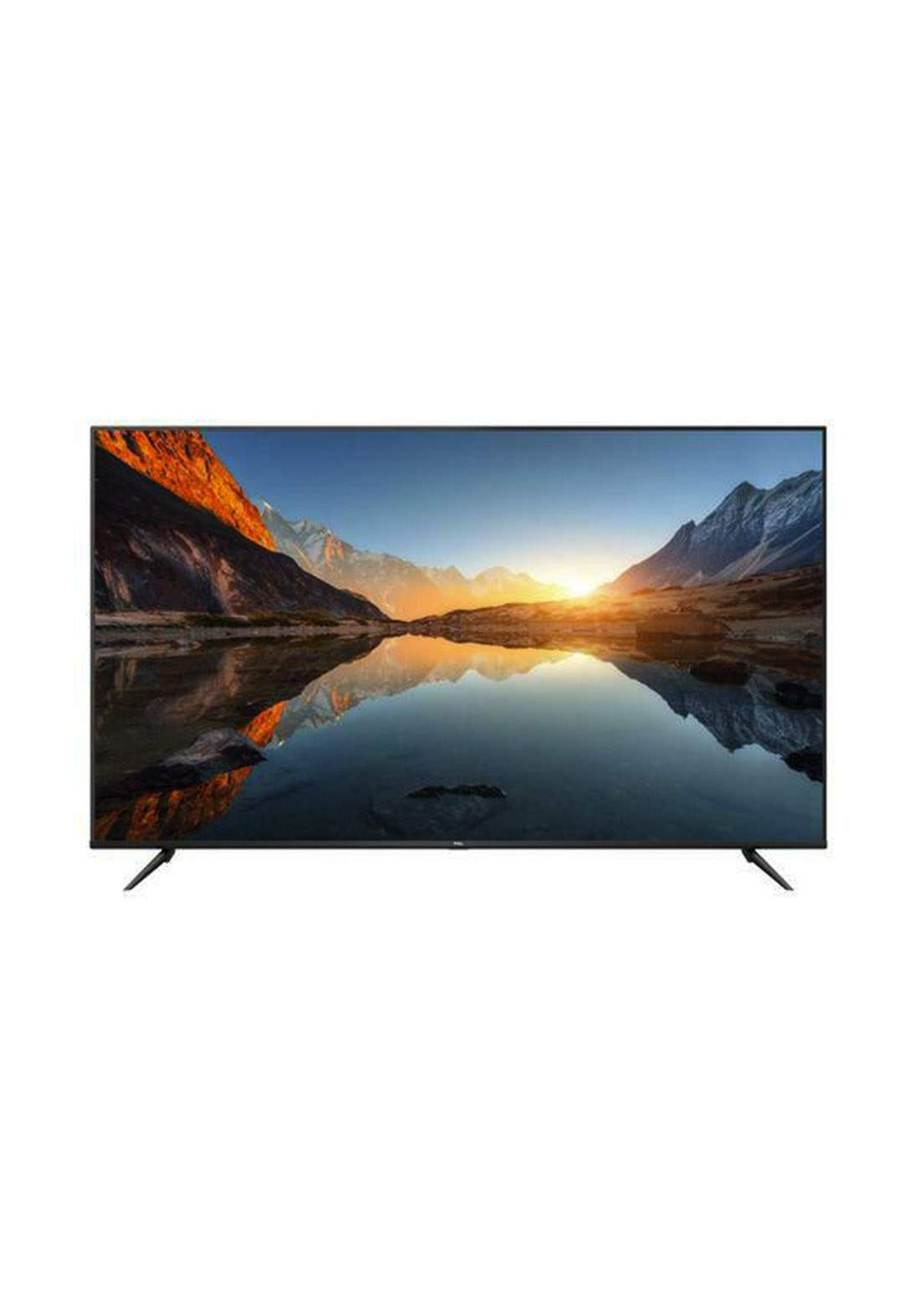 TCL 70P615  4K UHD QLED Android TV -  Black  شاشة