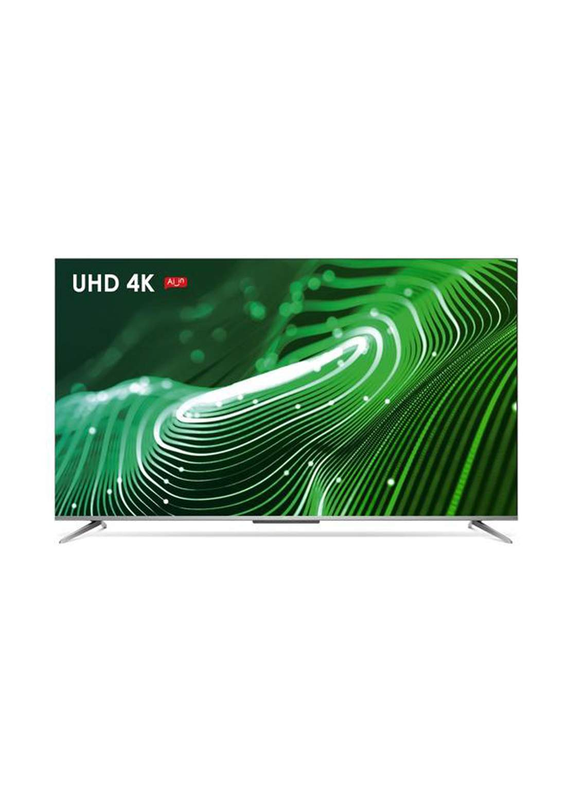 TCL 55P715 Android UHD 55 Inch شاشة من تي اس ال