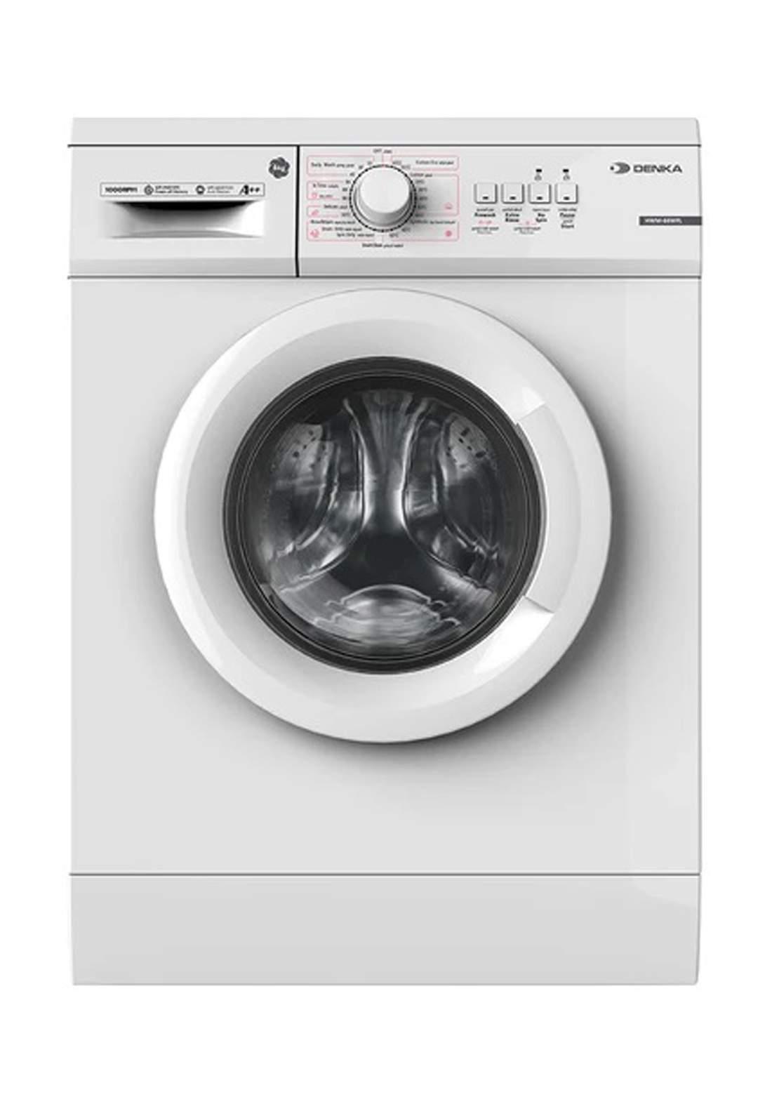 DENKA HWM-66WFL washing machine 6kg  غسالة ملابس