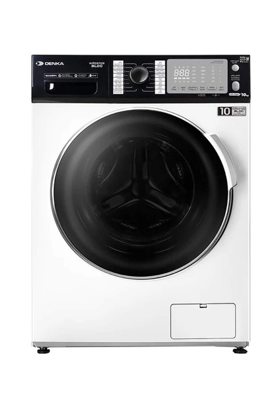 DENKA UIWM-11DWFL washing machine 10kg  غسالة ملابس
