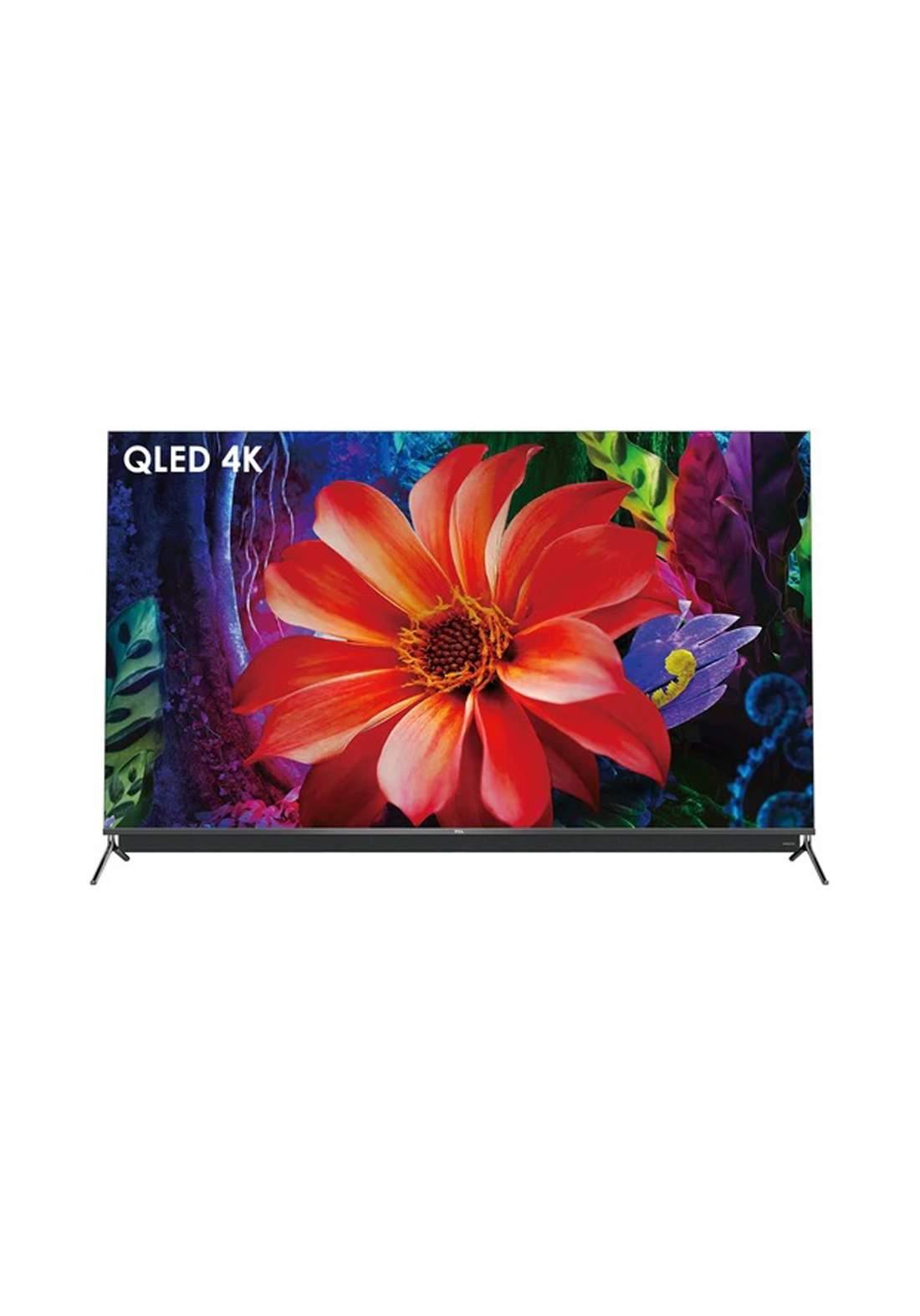 TCL 75C815 Smart Qled TV- 75 شاشة من تي سي ال