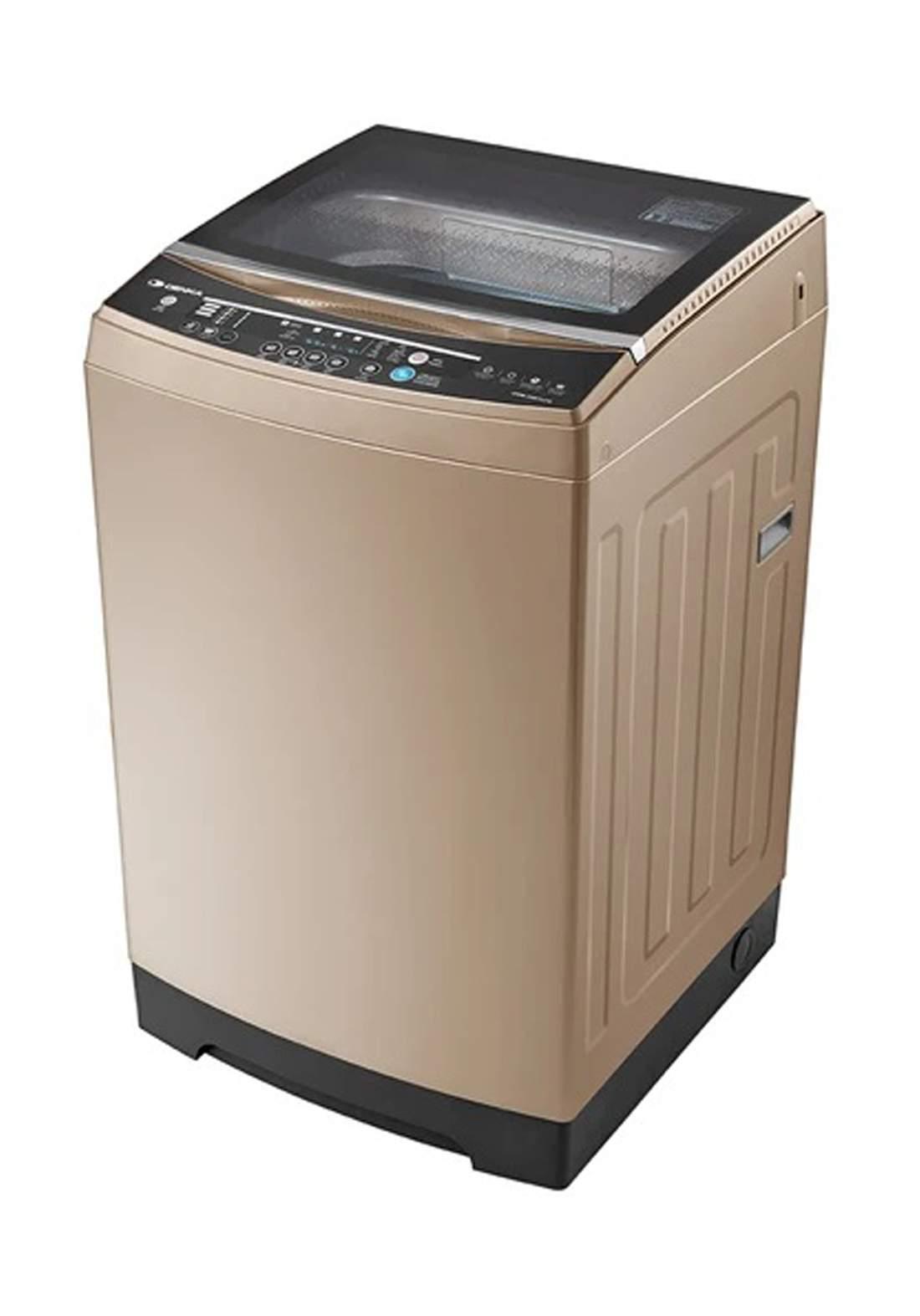 DENKA QWM-1950TLCG washing machine 19kg  غسالة ملابس