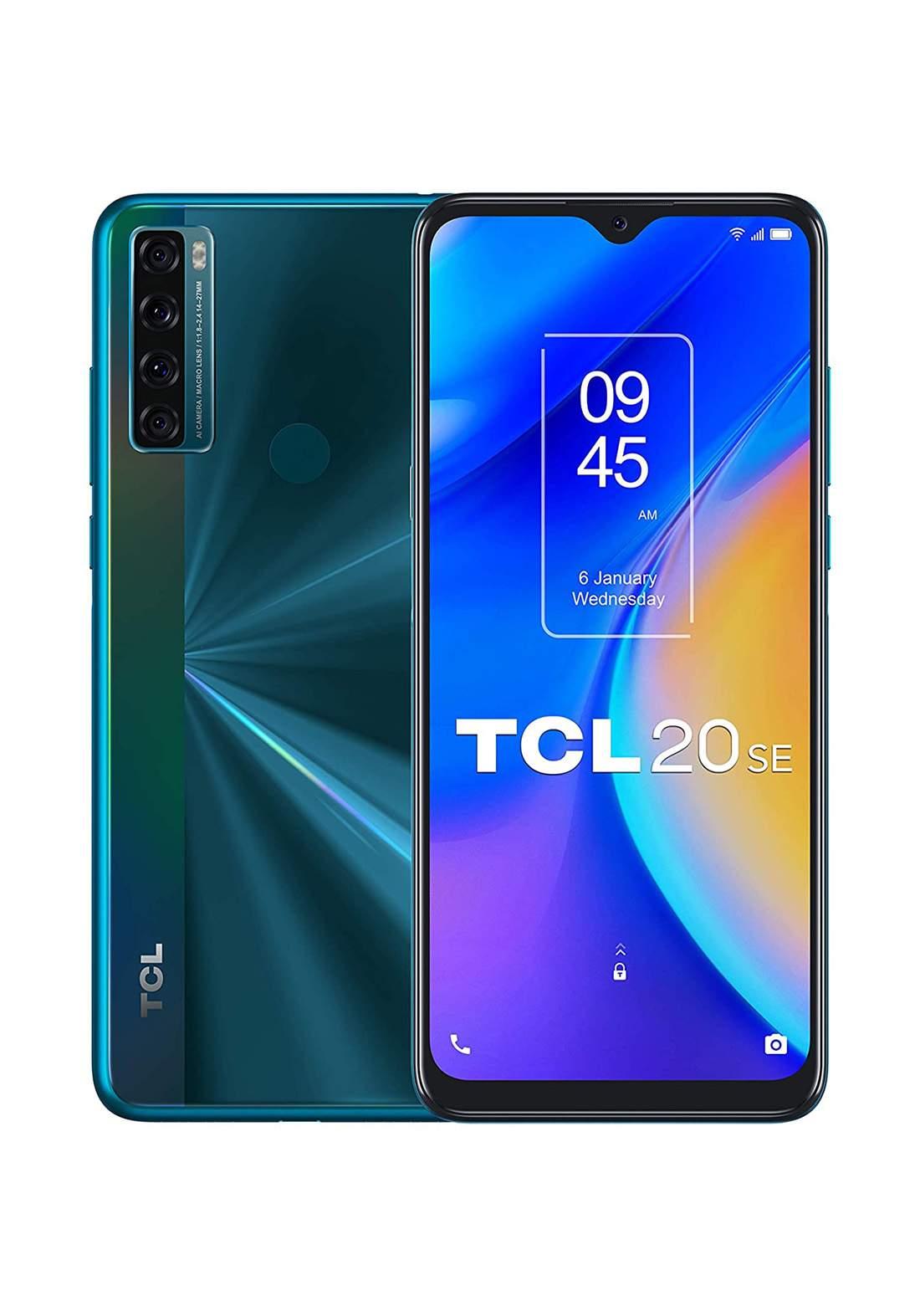 TCL 20 SE - 4 GB RAM - 128 GB - Aurora Green