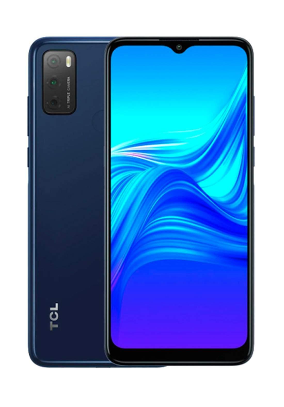 TCL 20Y Dual Sim - 4GB RAM - 64 GB - Blue