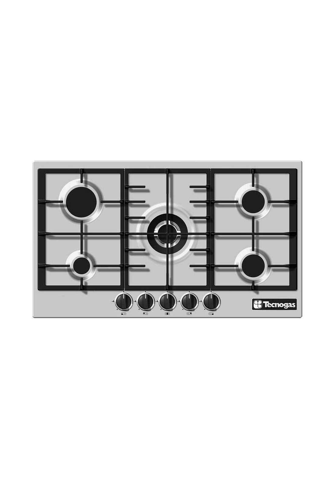 Tecnogas Cooker - PP90GVF5TGX طباخ