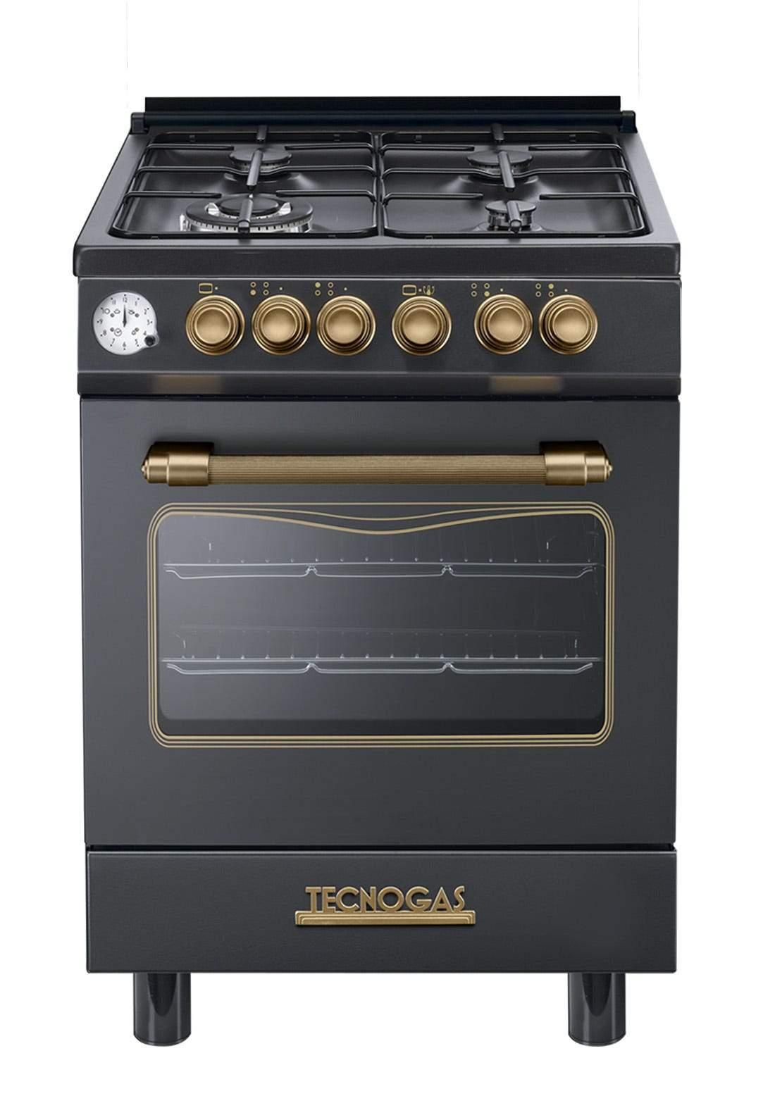 Tecnogas Cooker- D2BO66G4VC طباخ