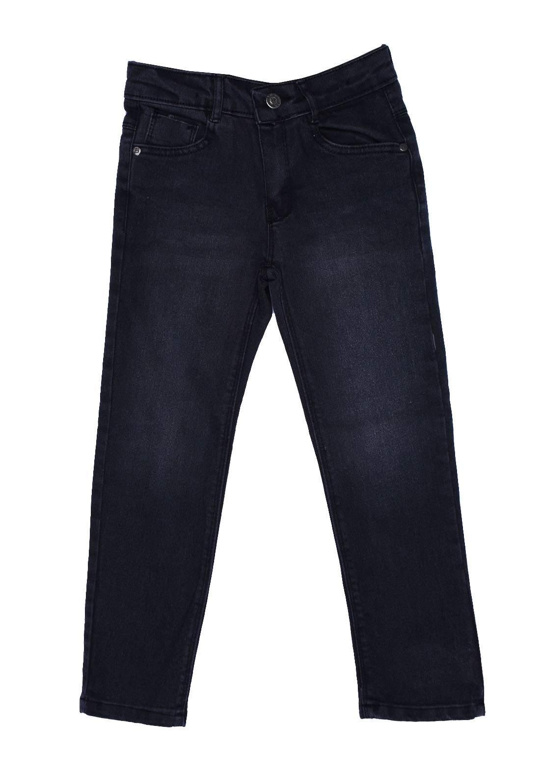 بنطلون ولادي جينز اسود اللون من Astar