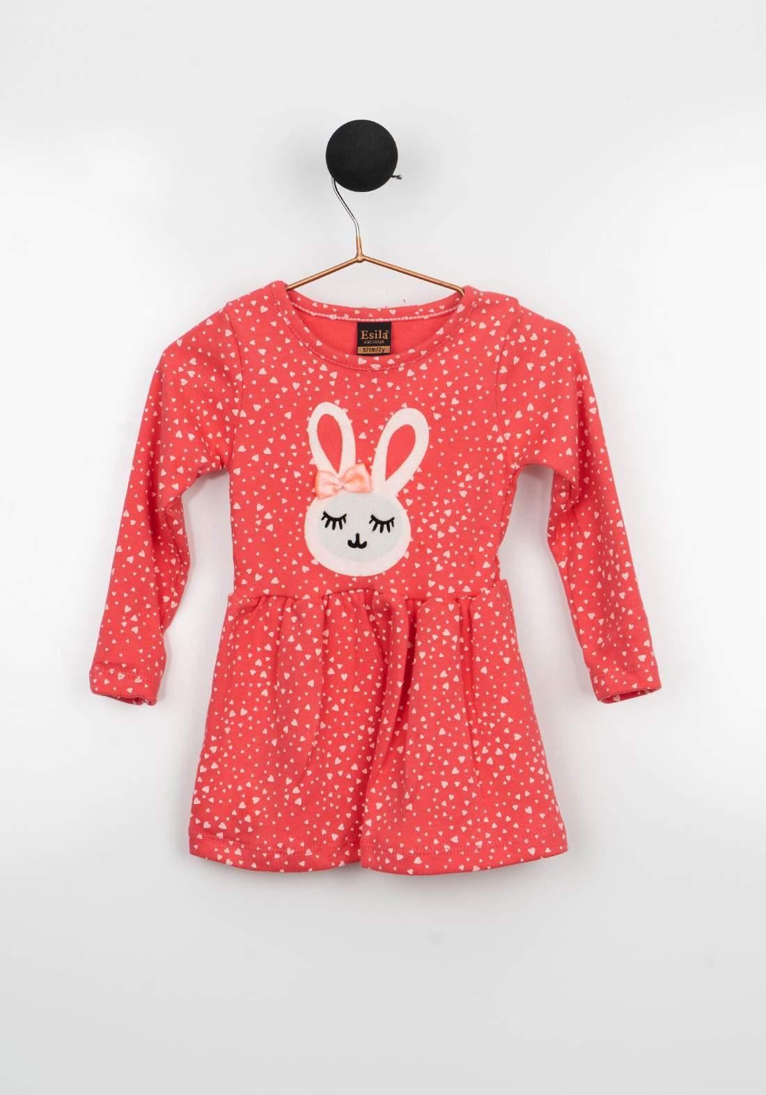 فستان بناتي وردي اللون من Astar