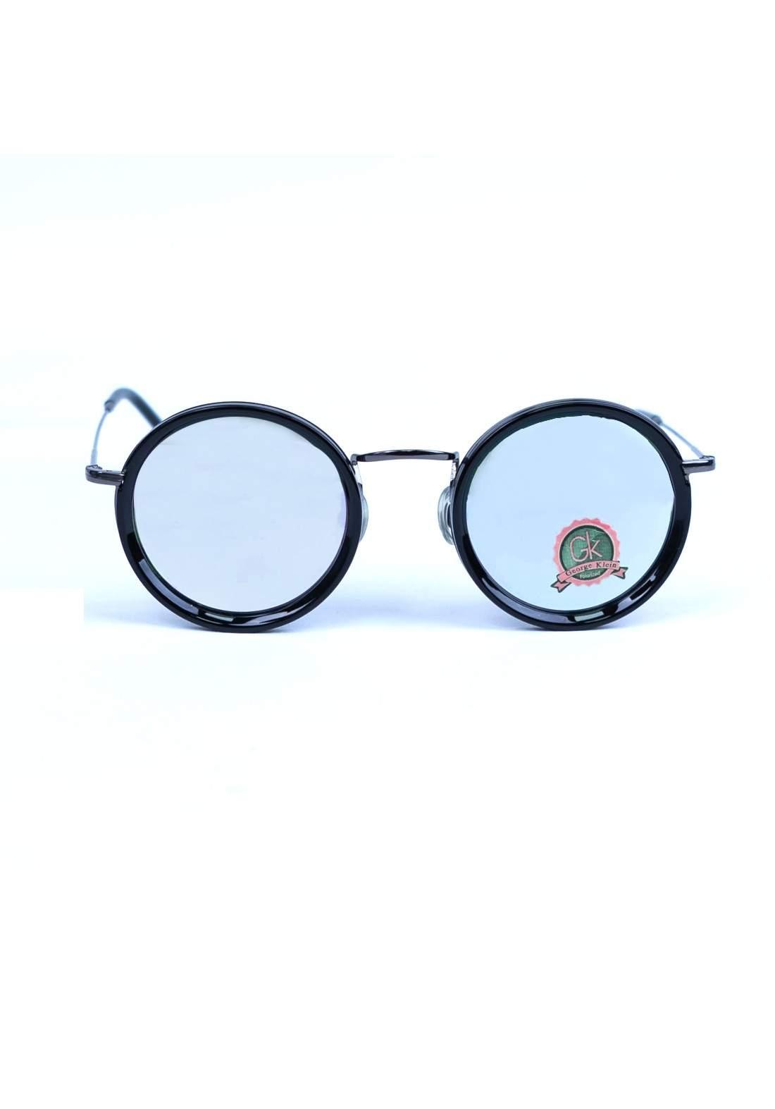 نظارة رجالي بأطار أسود اللون