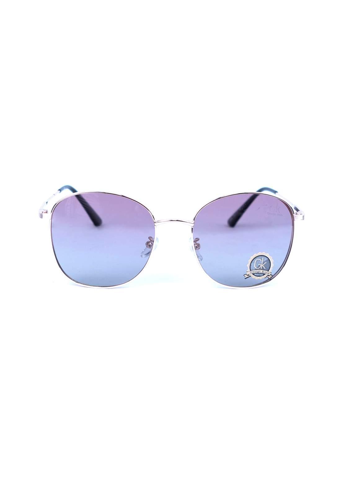 نظارات شمسية نسائية بنفسجية اللون من جي كي