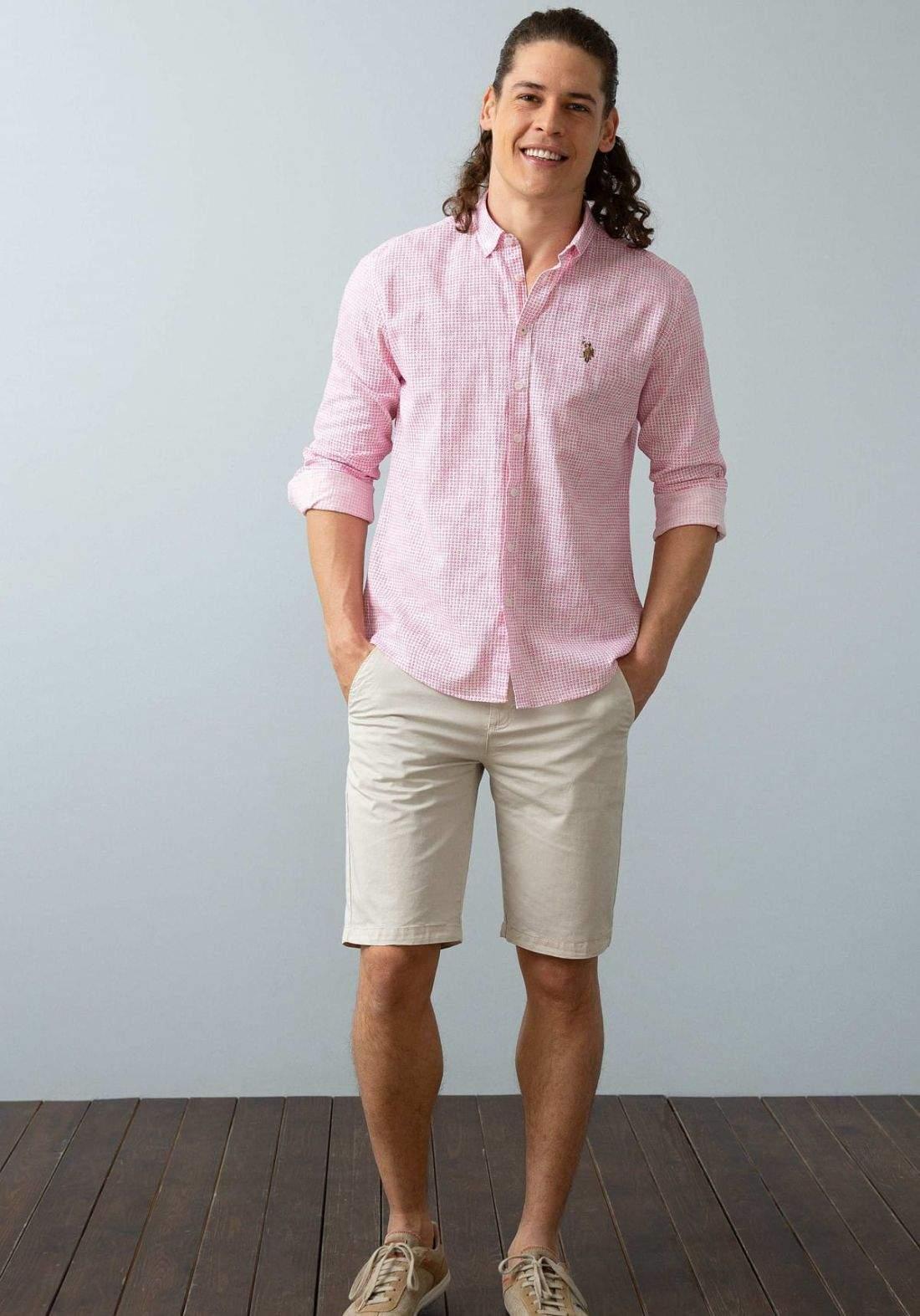Shirt U.S. Polo. Assn Regular
