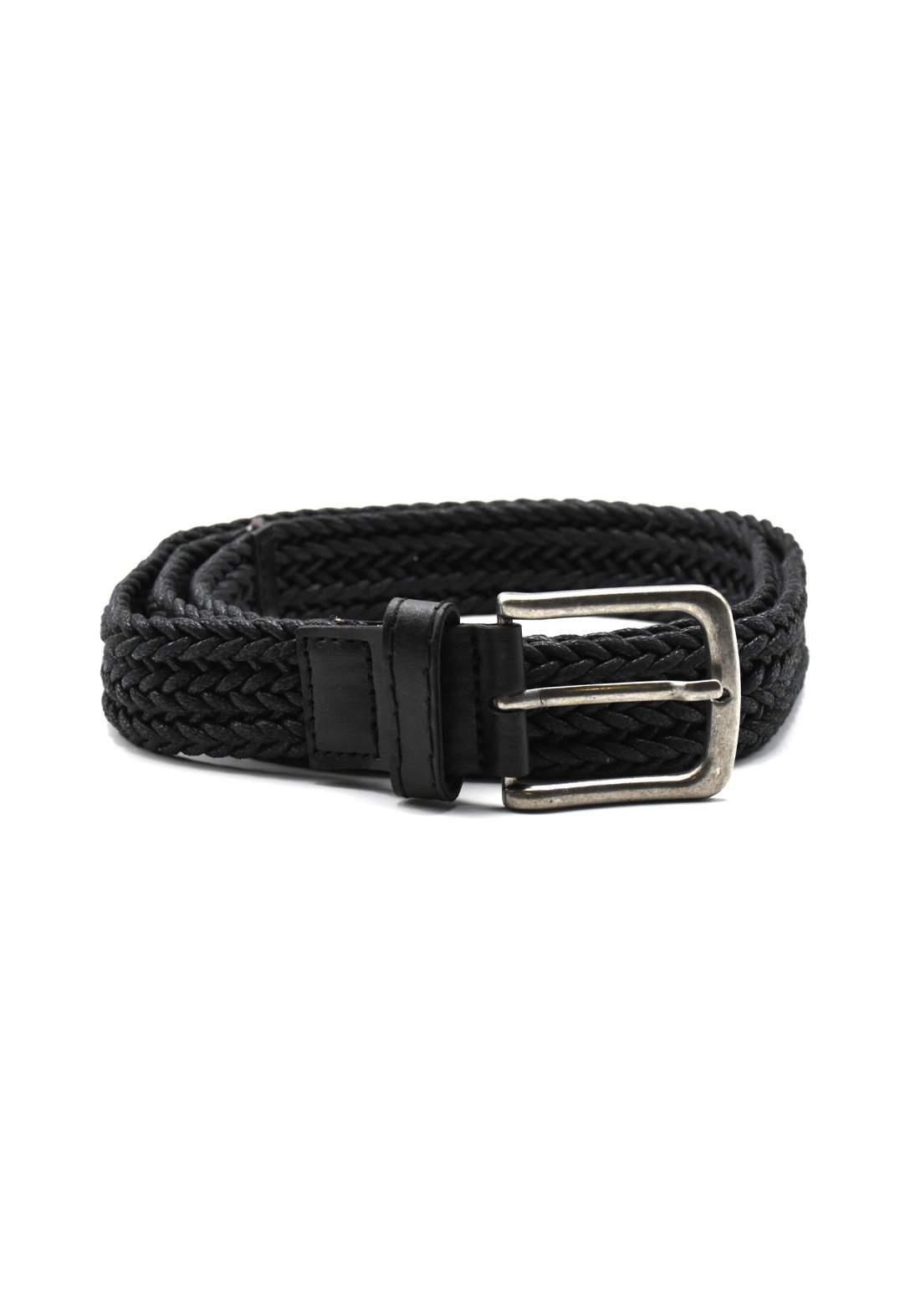 حزام نسائي أسود اللون