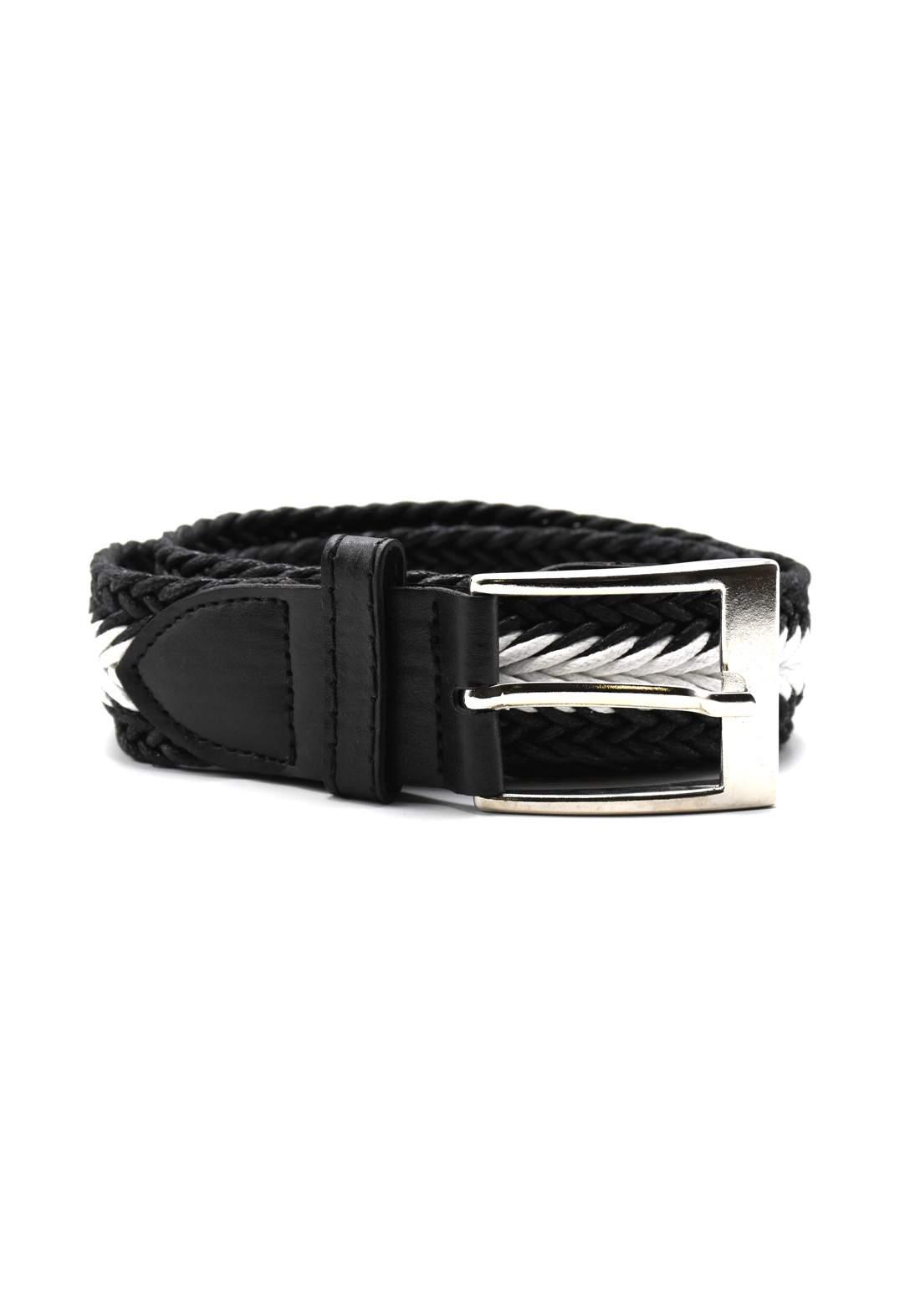 حزام نسائي أسود اللون 116 سم