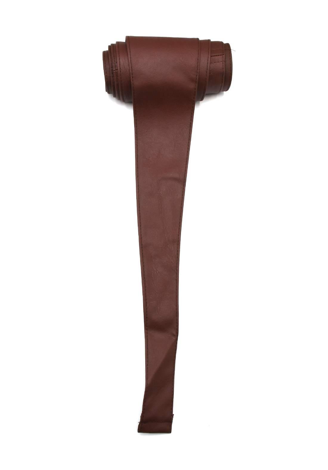 حزام نسائي بني اللون 250 سم