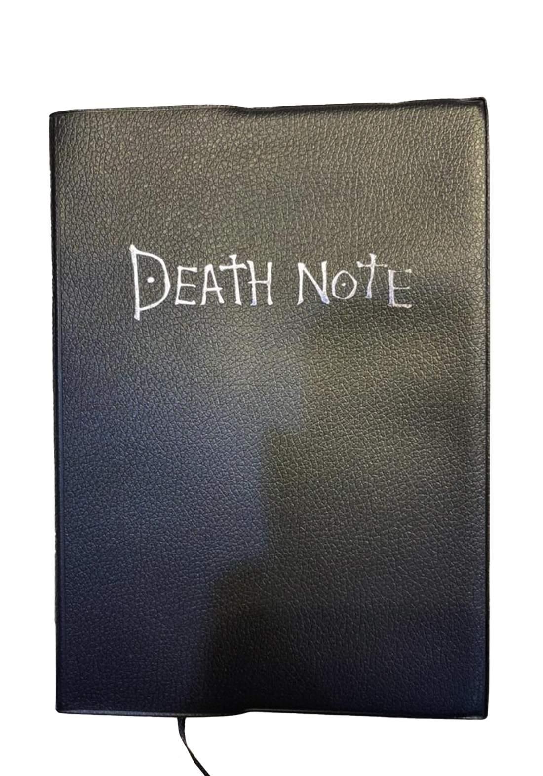 Death Note - Light Book / Notebook دفتر ملاحظات
