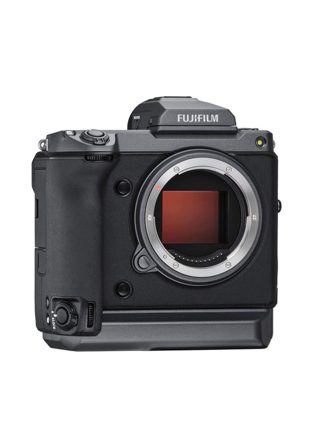 Fujifilm GFX 100 102MP Medium Format Digital Camera - Black كاميرا