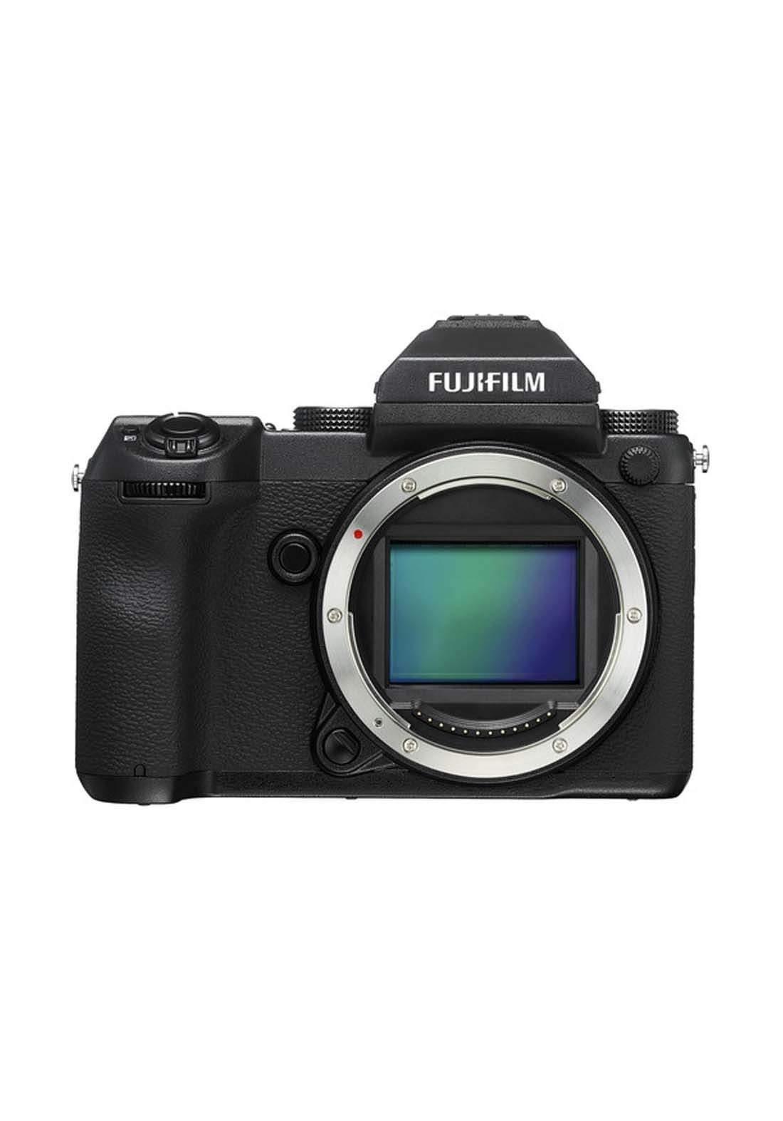 Fujifilm GFX 50S Medium Format Mirrorless Camera  - Black كاميرا