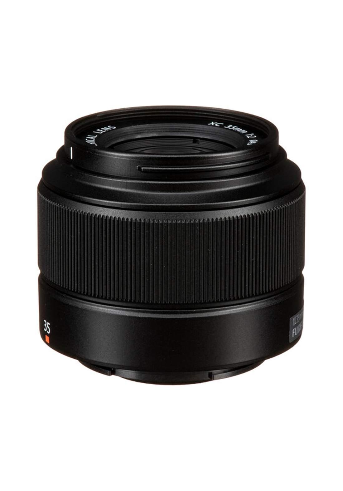 Fujifilm XC 35mm F2 Lens  - Black عدسة كاميرا