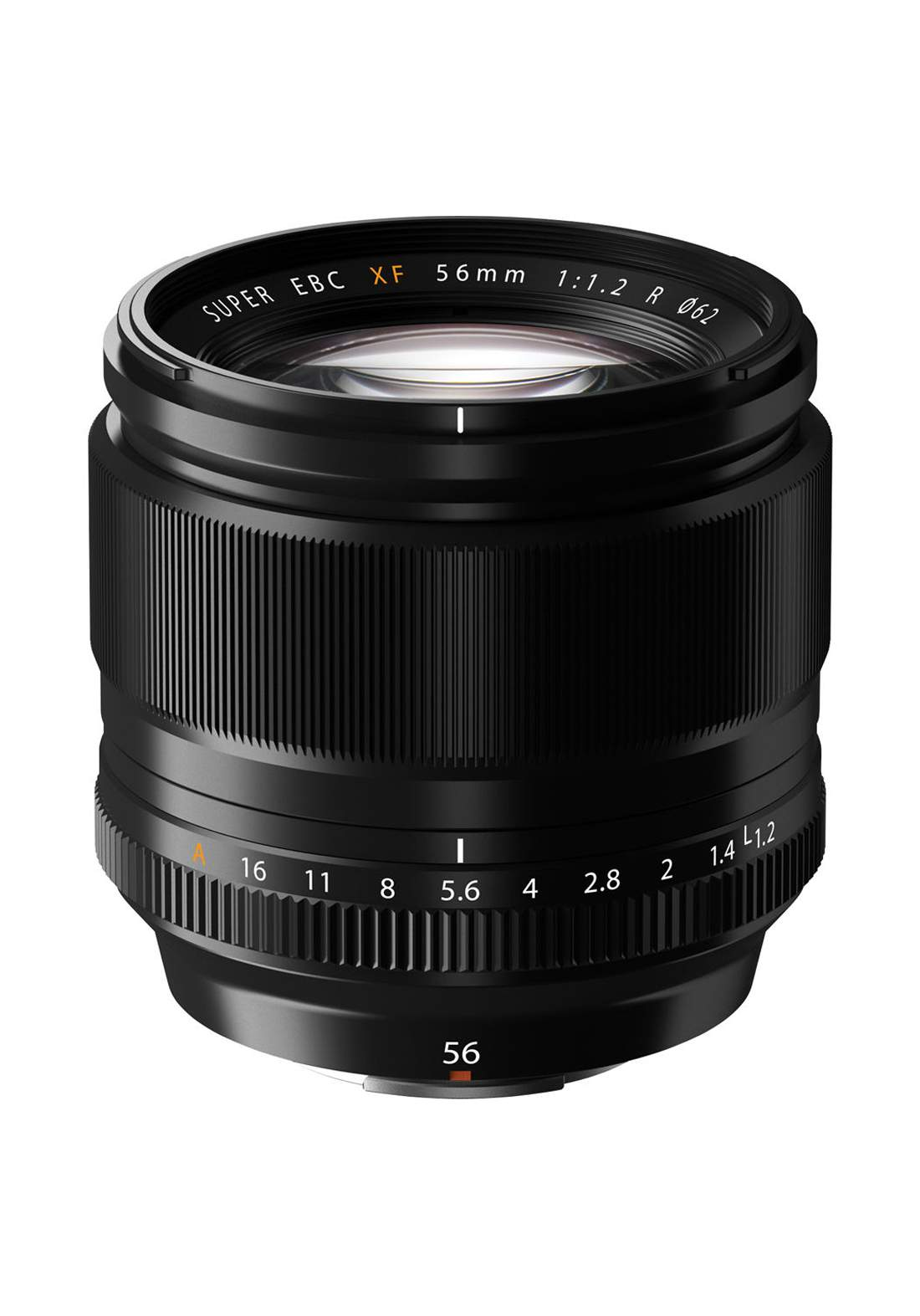 Fujifilm  XF 56mm F1.2 R Lens  - Black عدسة كاميرا