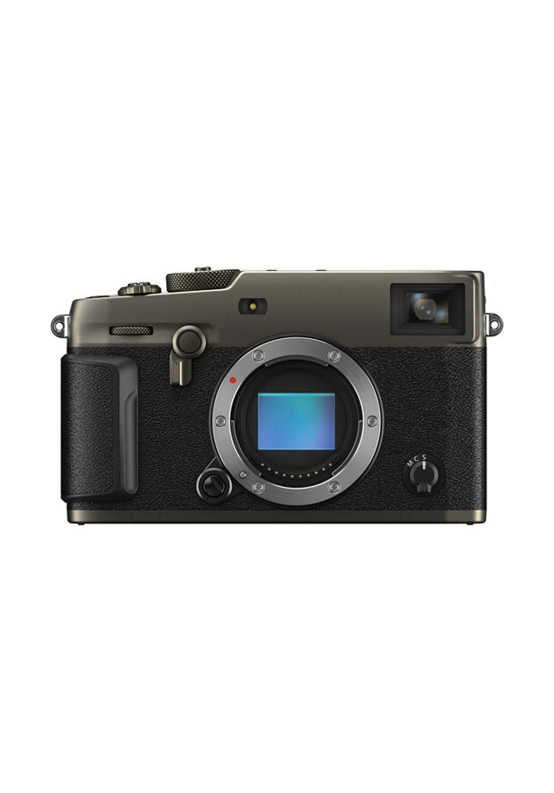 Fujifilm X-Pro3 Mirrorless Digital Camera  - Dura Black  كاميرا