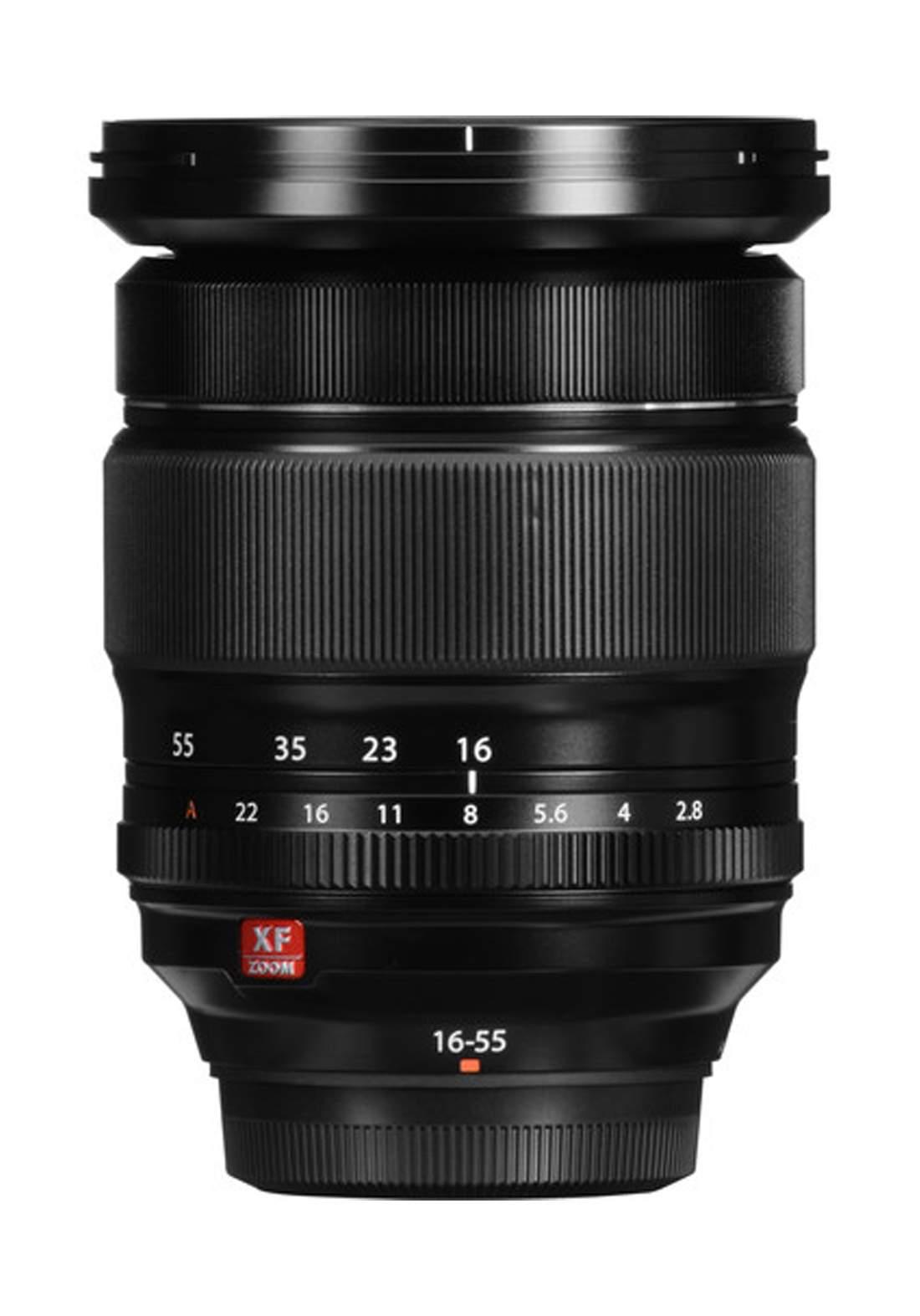 Fujifilm XF 16-55mm F2.8 R LM WR Lens  - Black عدسة كاميرا