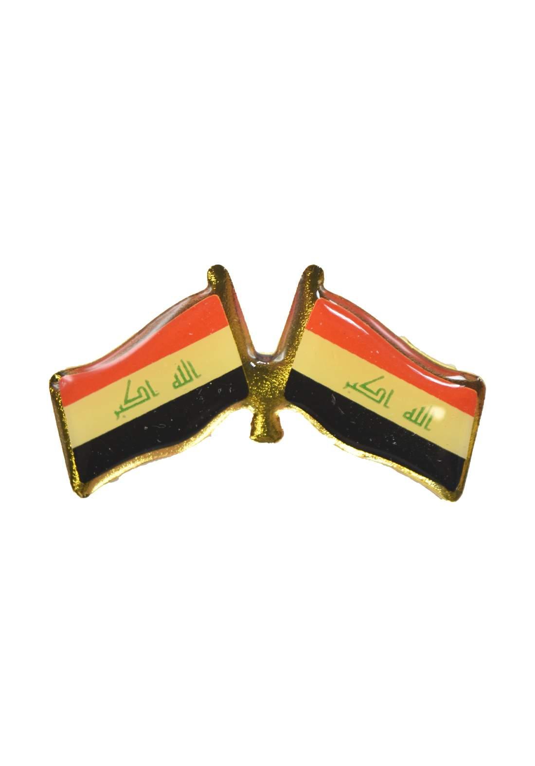 بروش بتصميم علم العراقي
