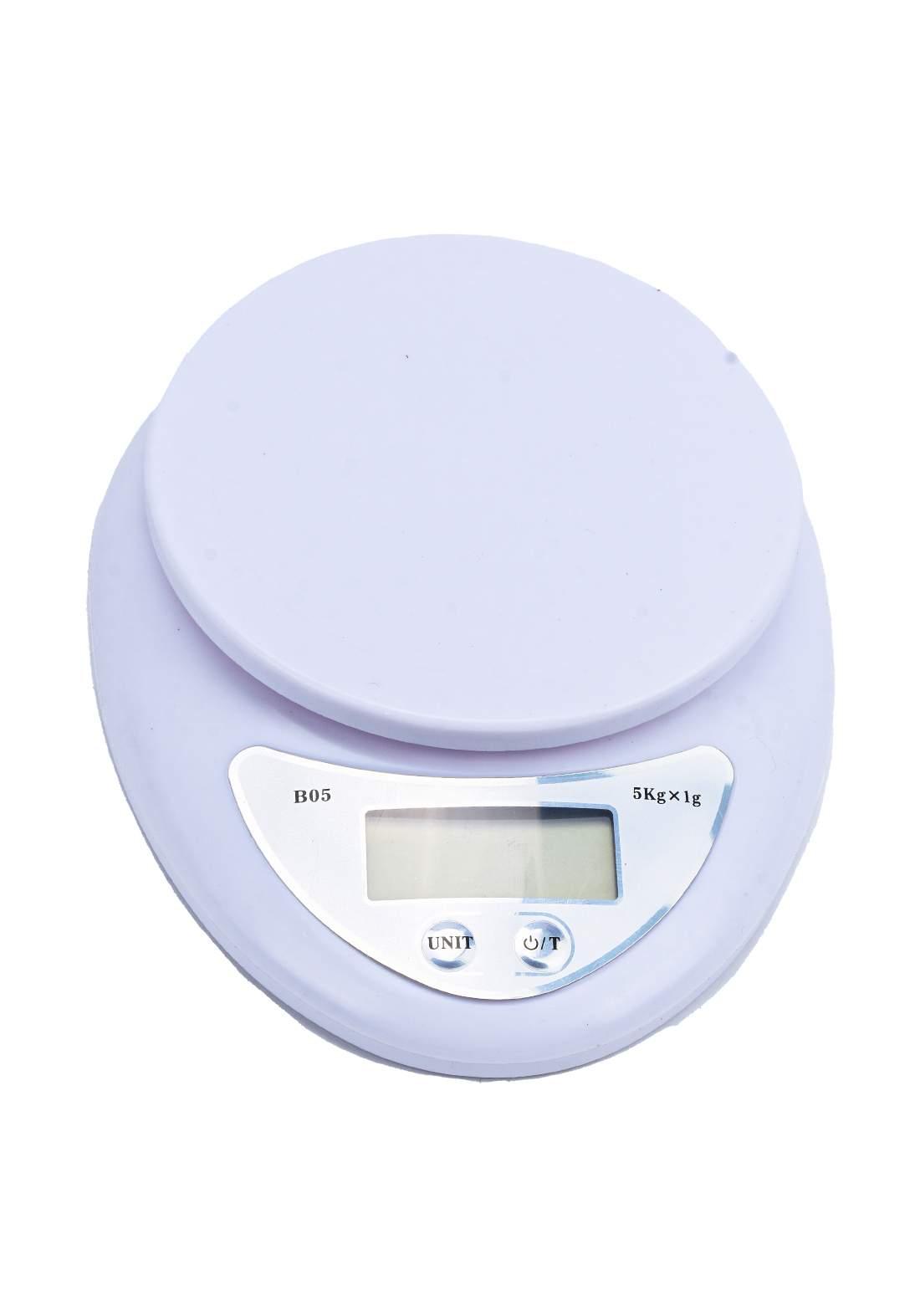Eiectronic Kitchen Scale ميزان الالكتروني