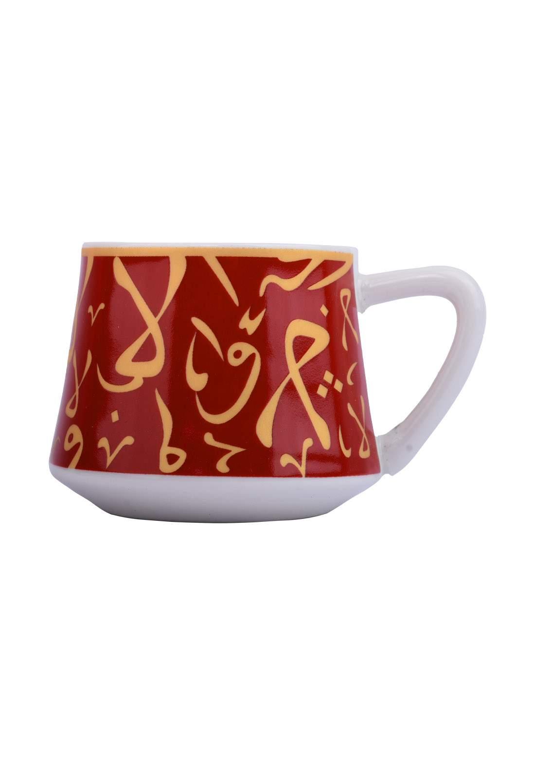 فنجان قهوة قطعة واحد 3569